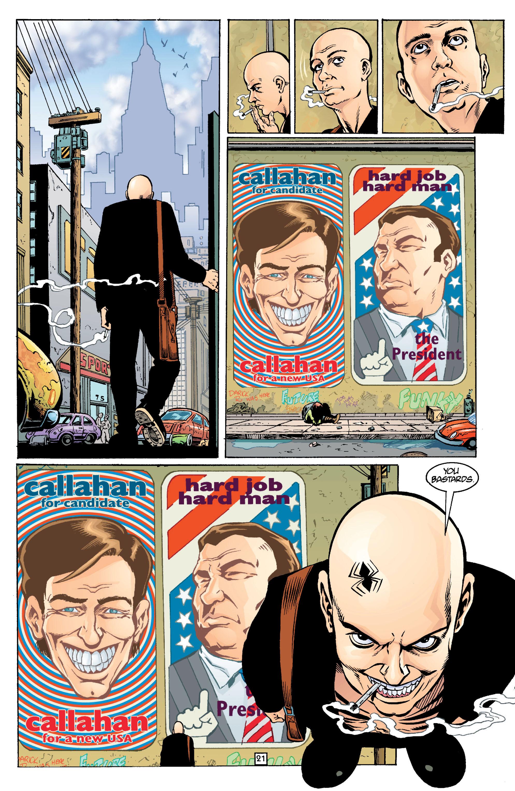 Read online Transmetropolitan comic -  Issue #13 - 22