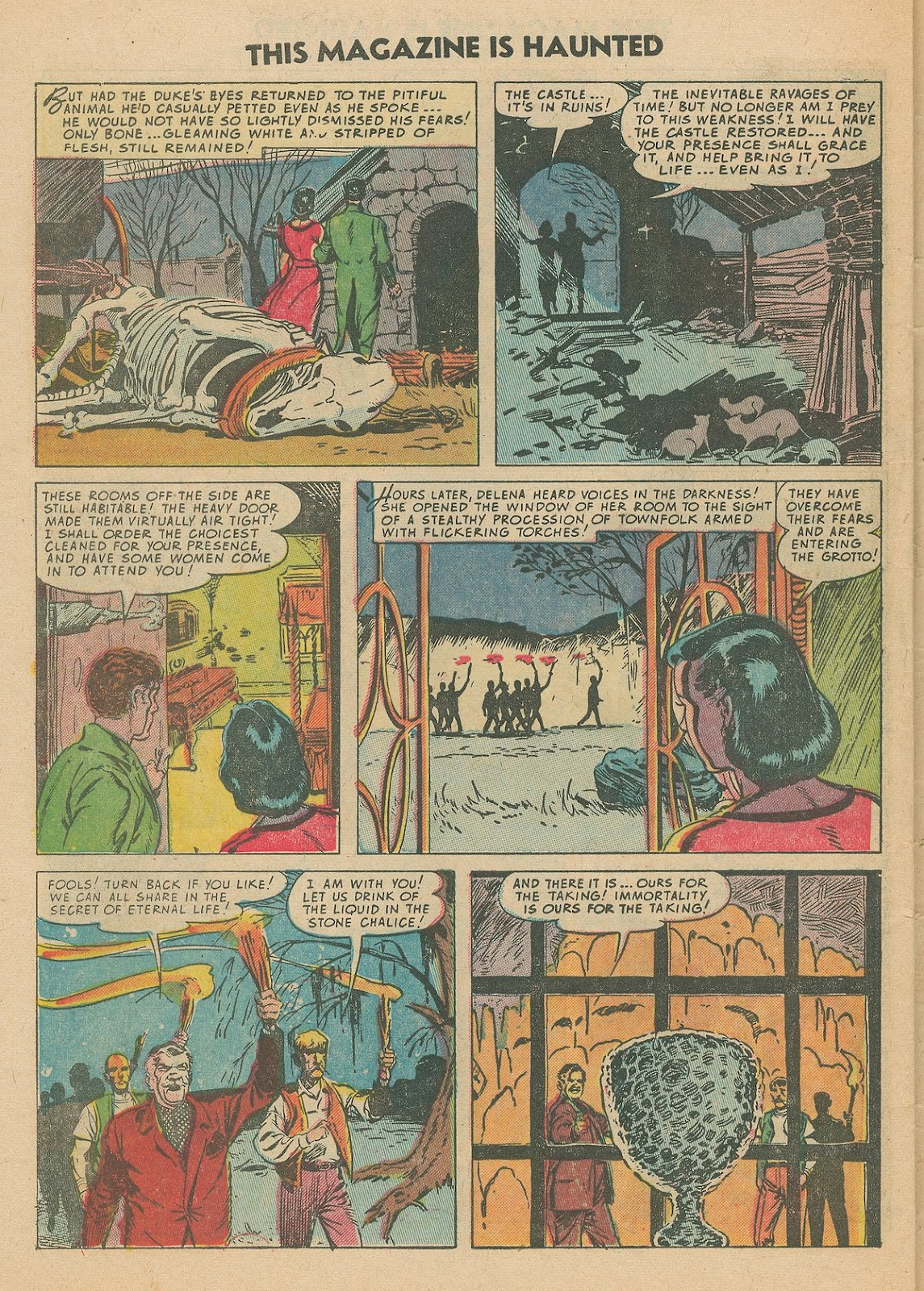 Read online This Magazine Is Haunted comic -  Issue #21 - 28