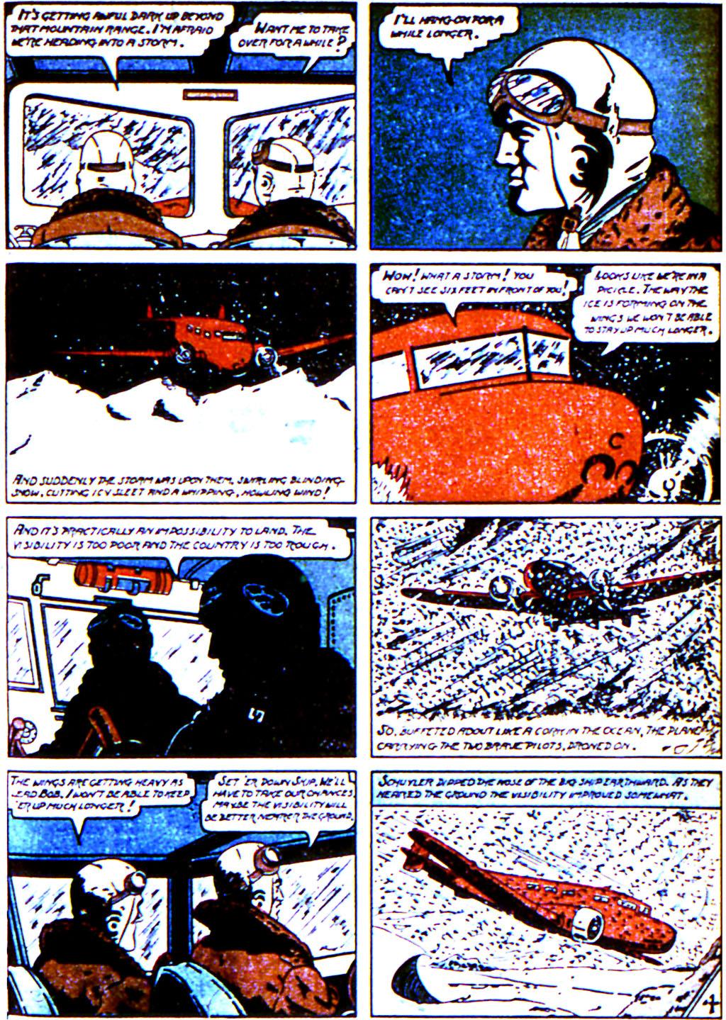 Read online Adventure Comics (1938) comic -  Issue #44 - 47