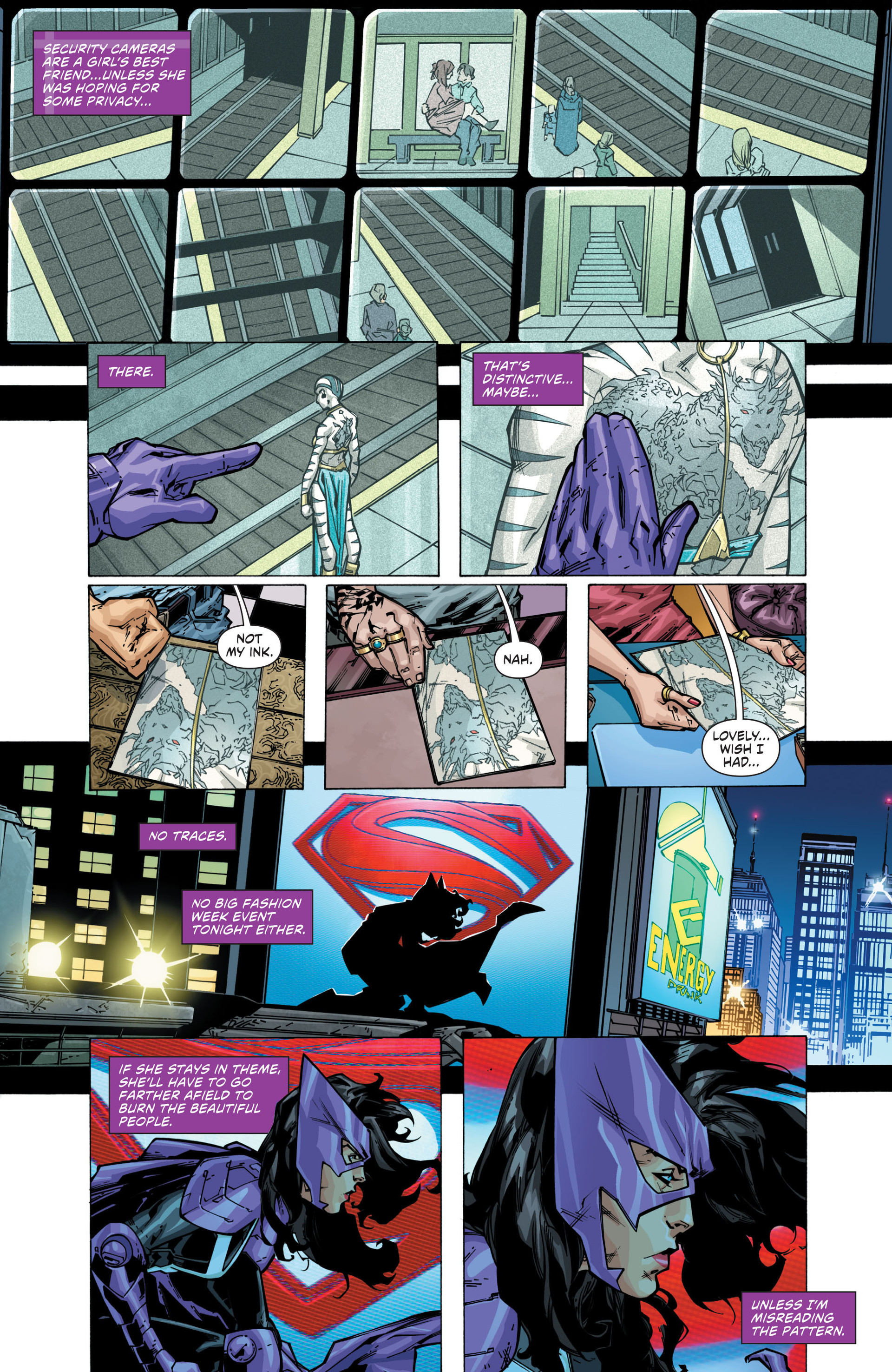 Read online Worlds' Finest comic -  Issue #17 - 9