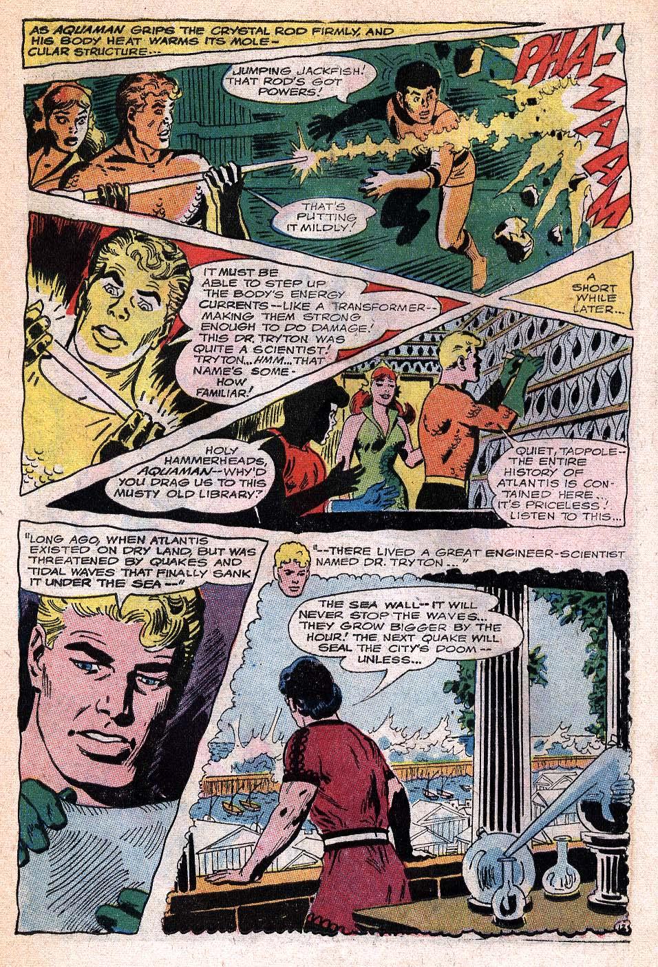 Read online Aquaman (1962) comic -  Issue #32 - 18
