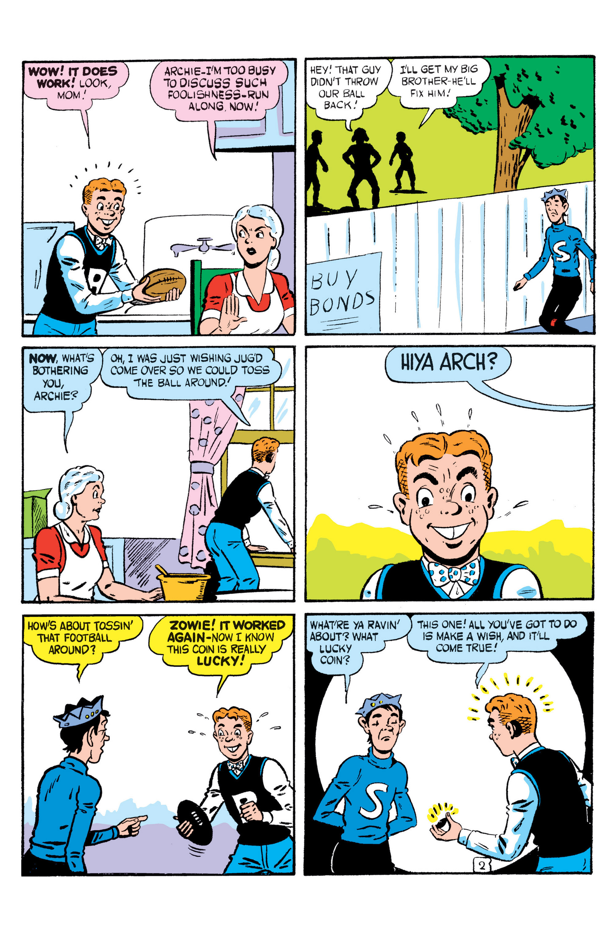 Read online Archie (2015) comic -  Issue #7 - 27