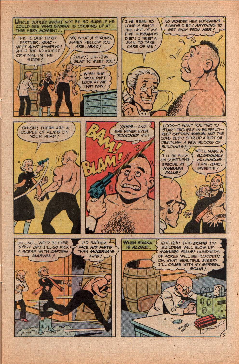 Read online Shazam! (1973) comic -  Issue #29 - 9