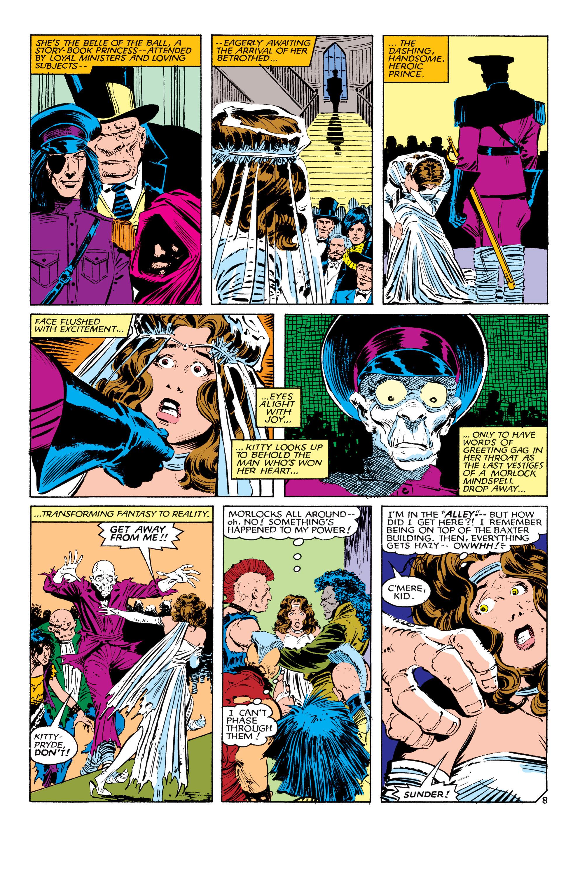 Read online Uncanny X-Men (1963) comic -  Issue #179 - 9