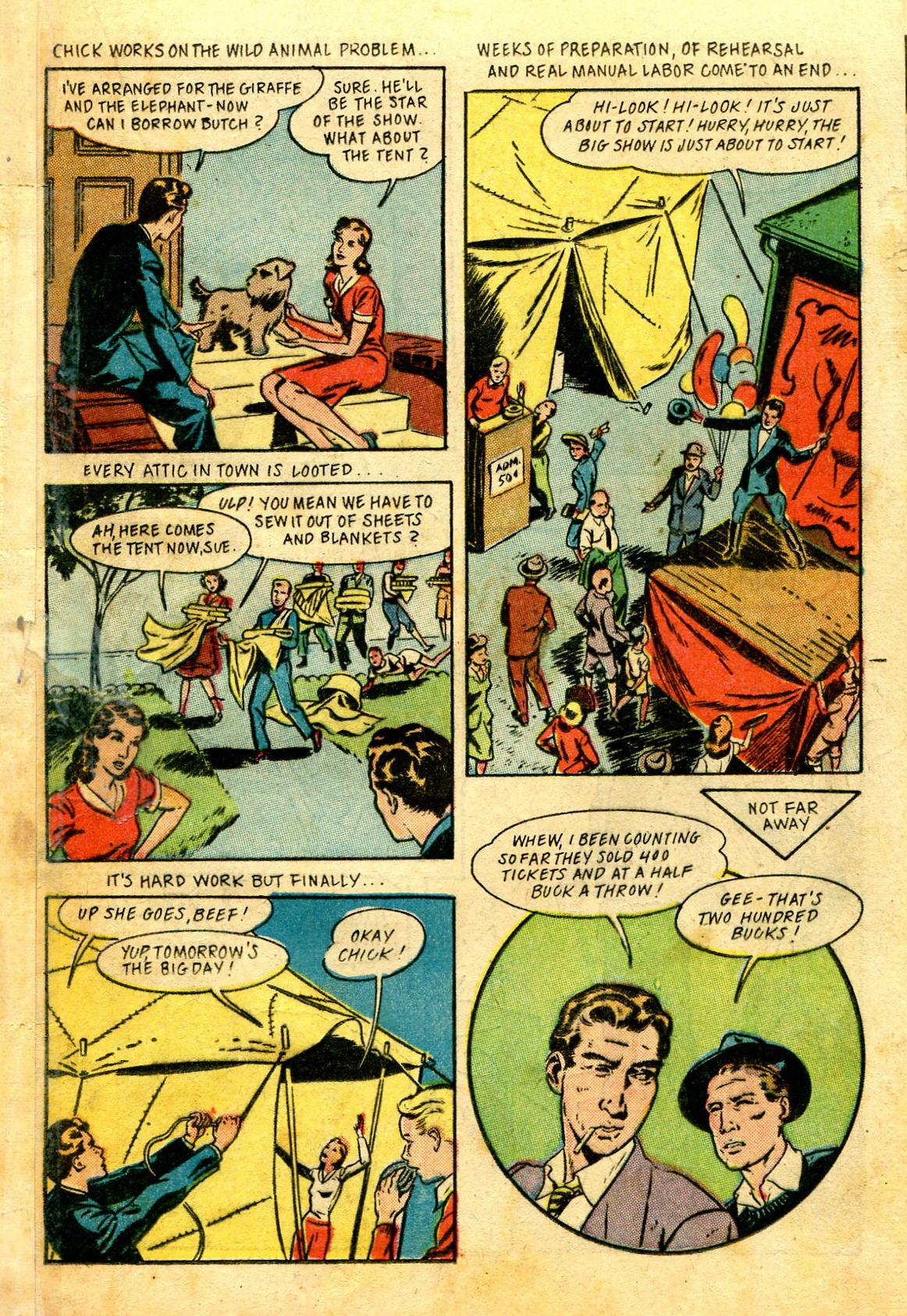 Read online Shadow Comics comic -  Issue #43 - 37