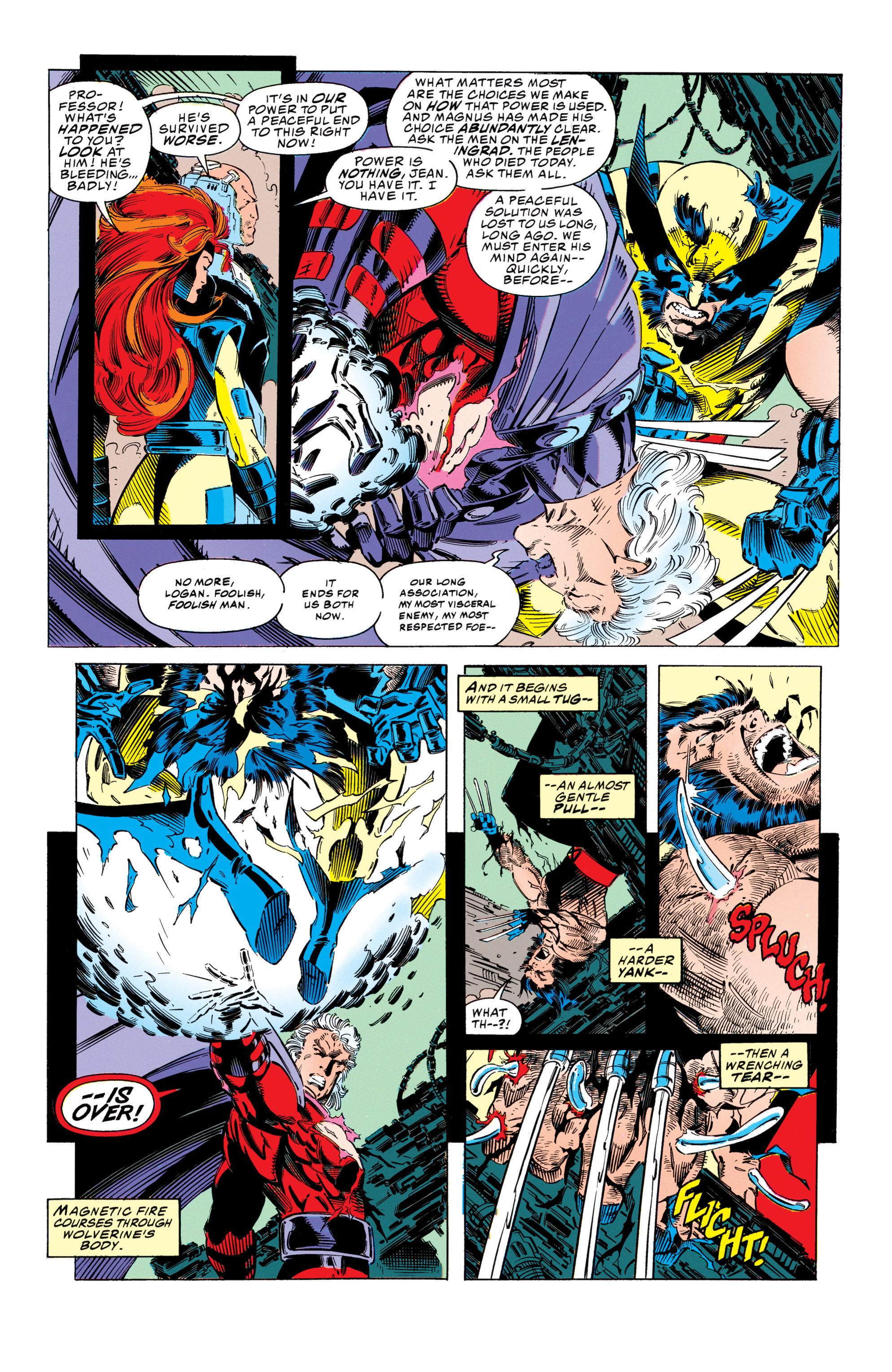 X-Men (1991) 25 Page 32