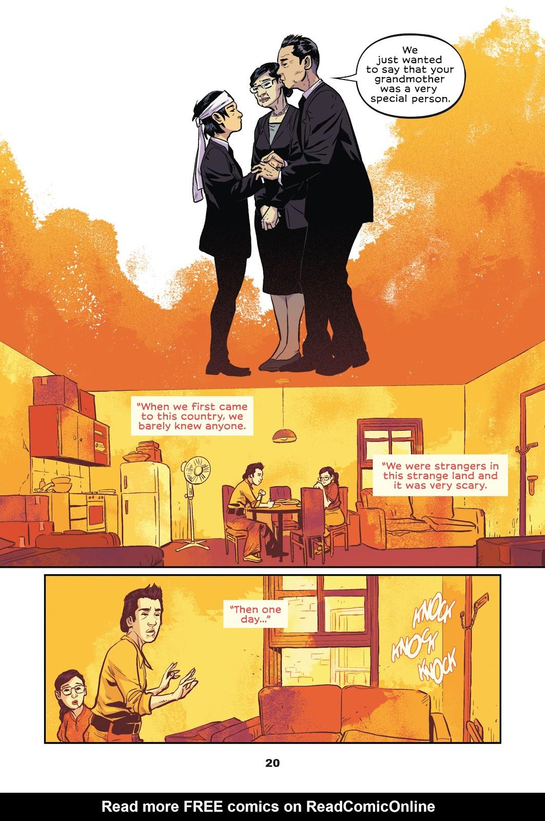 Read online Green Lantern: Legacy comic -  Issue # TPB - 19
