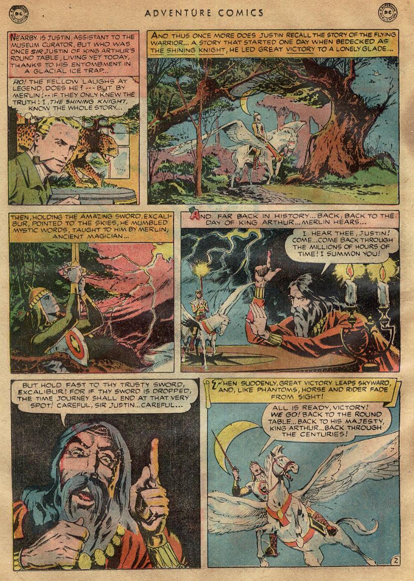 Read online Adventure Comics (1938) comic -  Issue #145 - 21