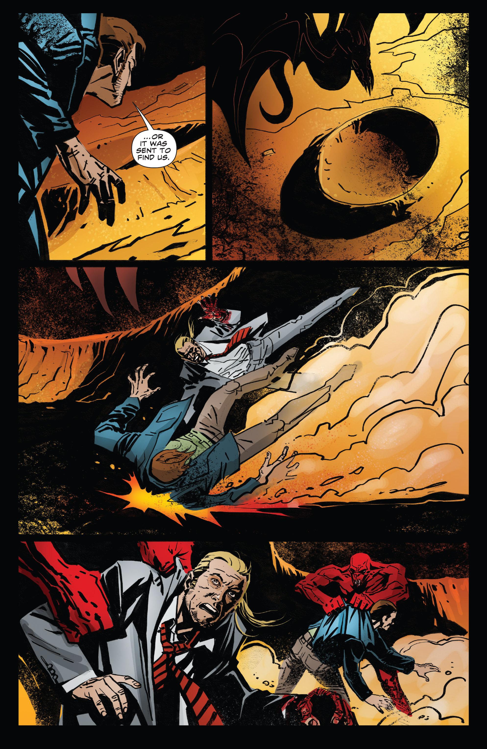 Read online Clive Barker's Hellraiser: The Dark Watch comic -  Issue # TPB 3 - 27