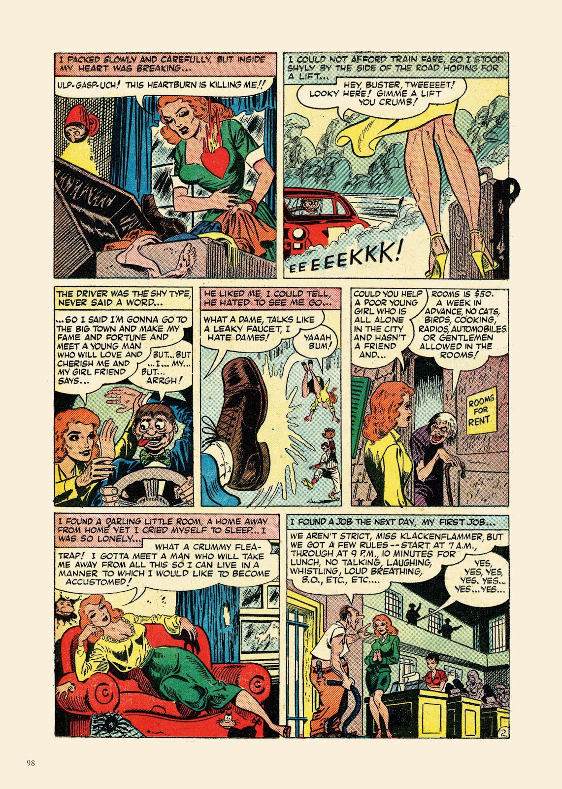 Read online Sincerest Form of Parody: The Best 1950s MAD-Inspired Satirical Comics comic -  Issue # TPB (Part 1) - 99