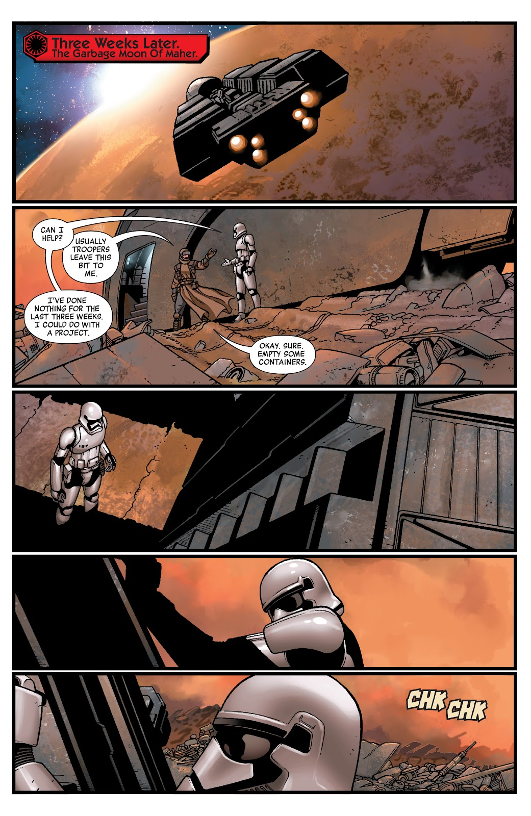 Read online Star Wars: Age of Republic: Heroes comic -  Issue # TPB - 21
