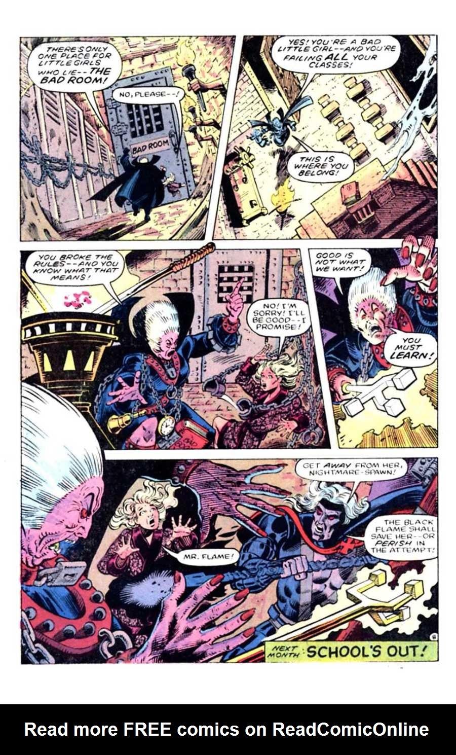 Read online Mars comic -  Issue #5 - 30