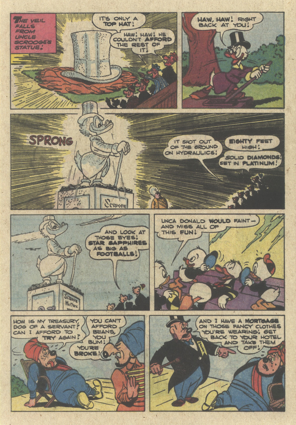 Read online Uncle Scrooge (1953) comic -  Issue #226 - 13
