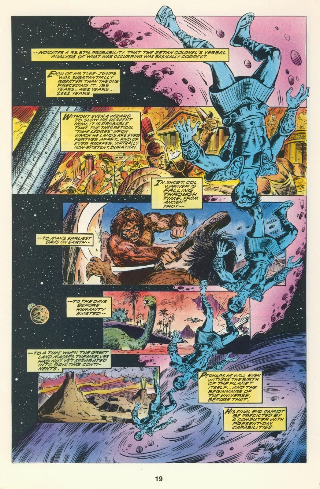 Warhawks issue 4 - Page 21