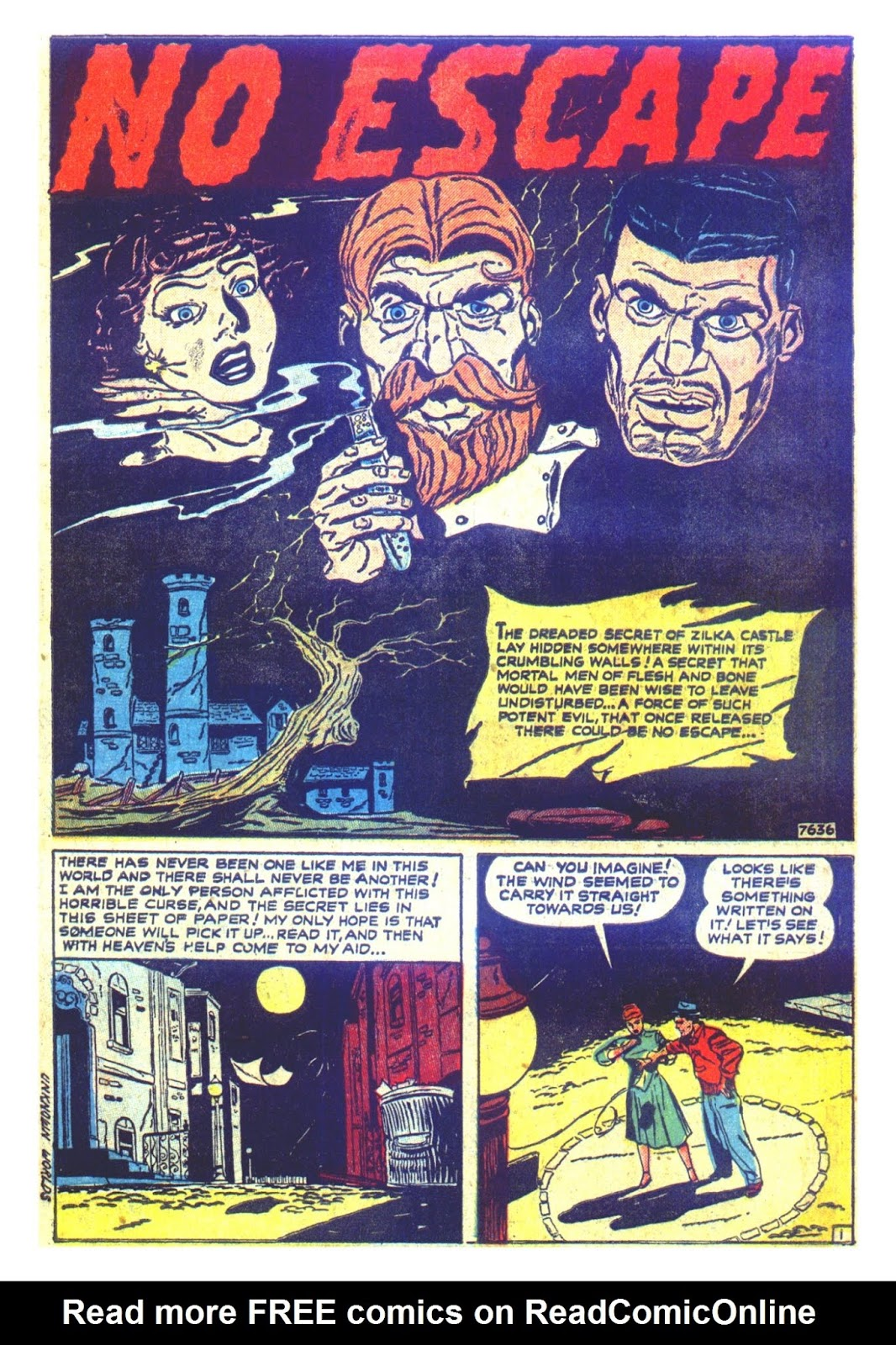Journey Into Unknown Worlds (1950) issue 37 - Page 3