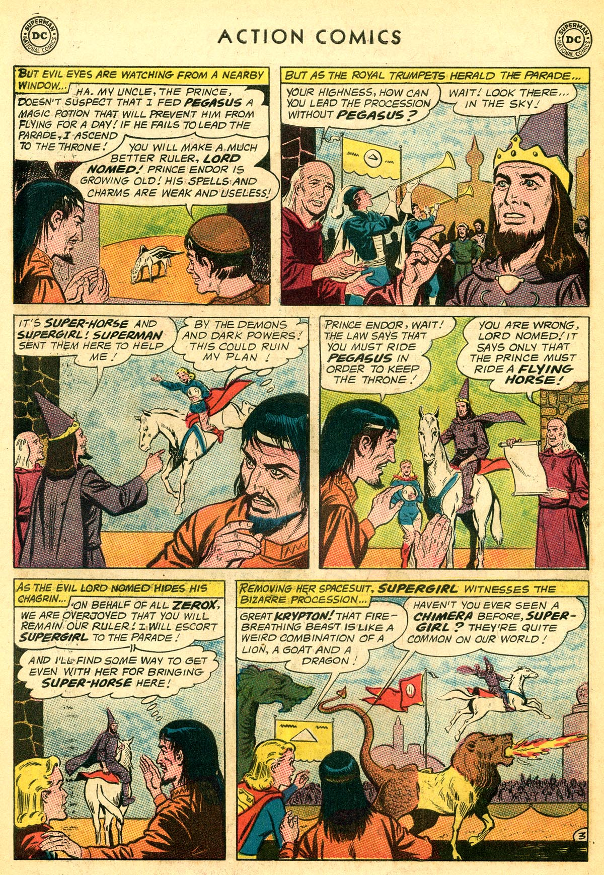 Read online Action Comics (1938) comic -  Issue #301 - 22
