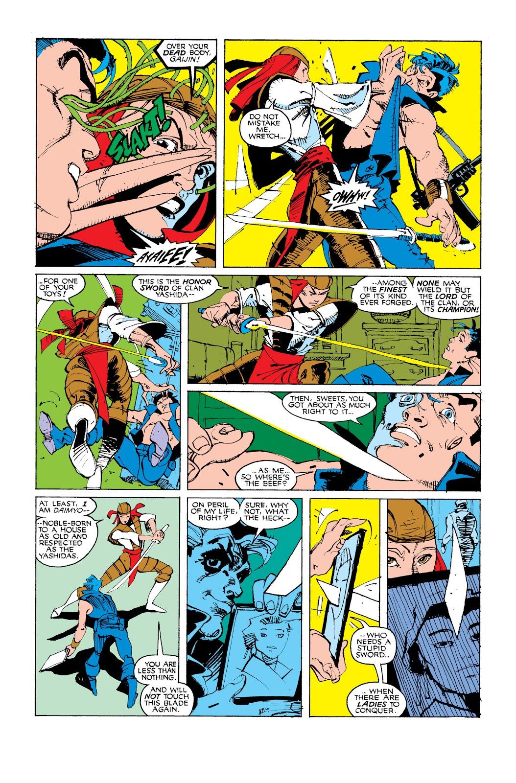 Uncanny X-Men (1963) issue 252 - Page 14