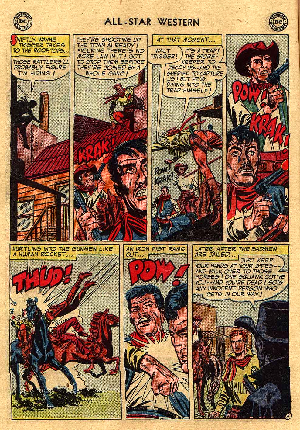 All-Star Western (1951) issue 80 - Page 6