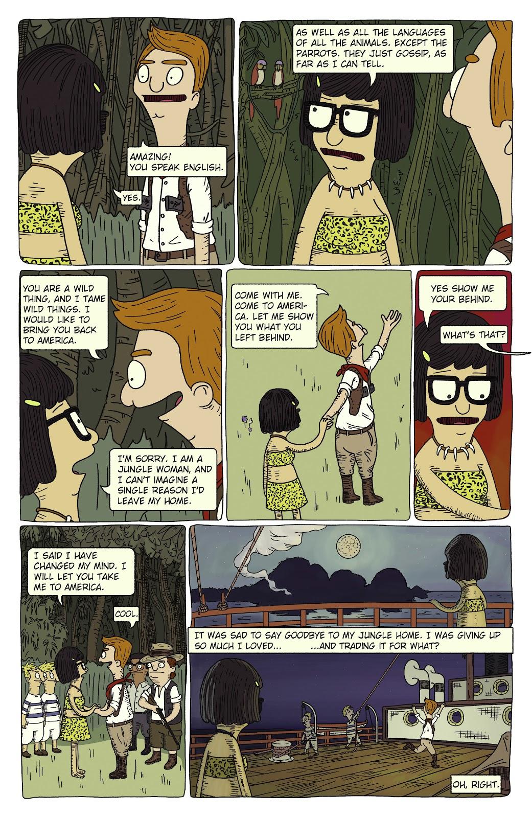 Bob's Burgers (2015) Issue #2 #2 - English 6
