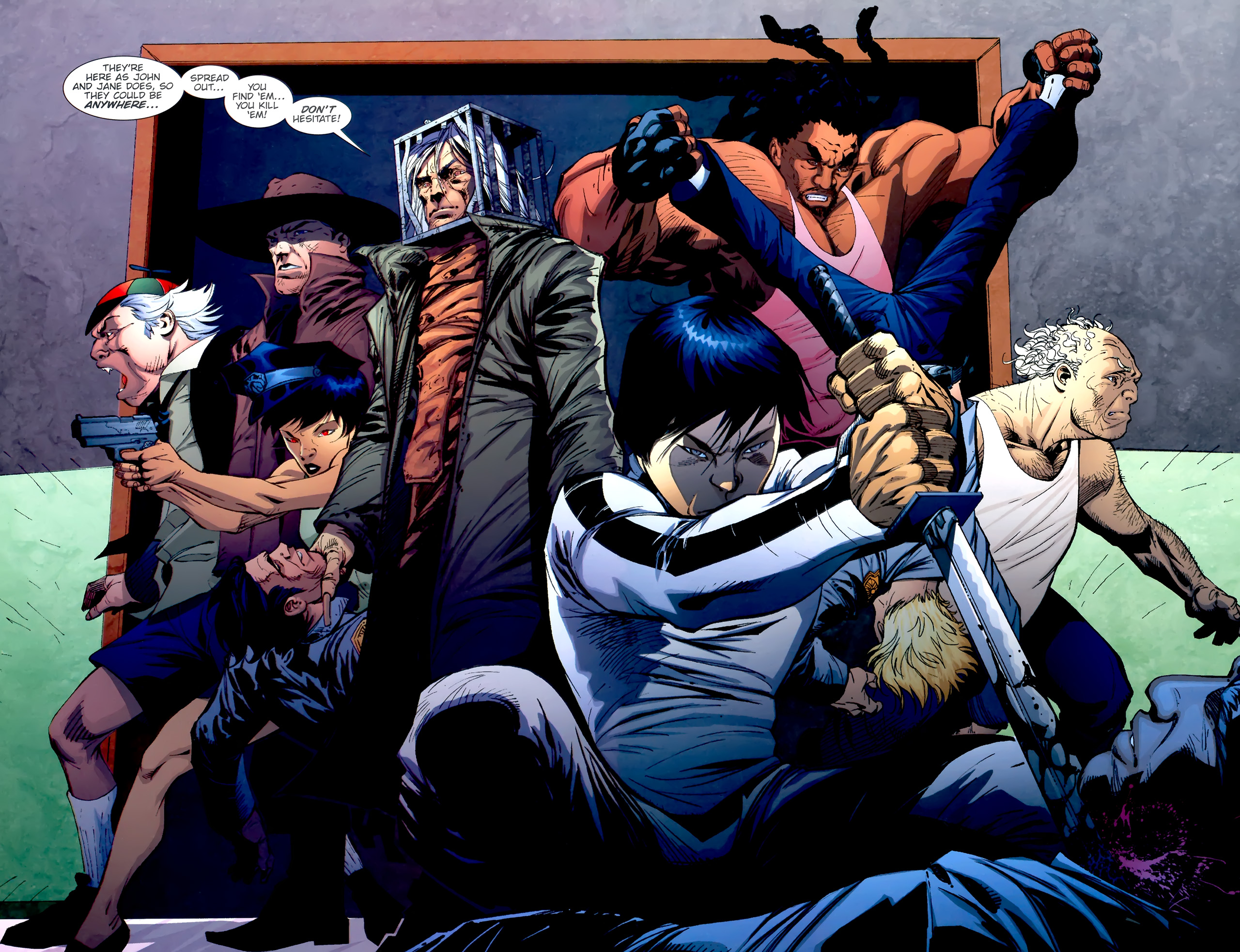 Read online Dead Romeo comic -  Issue #4 - 18