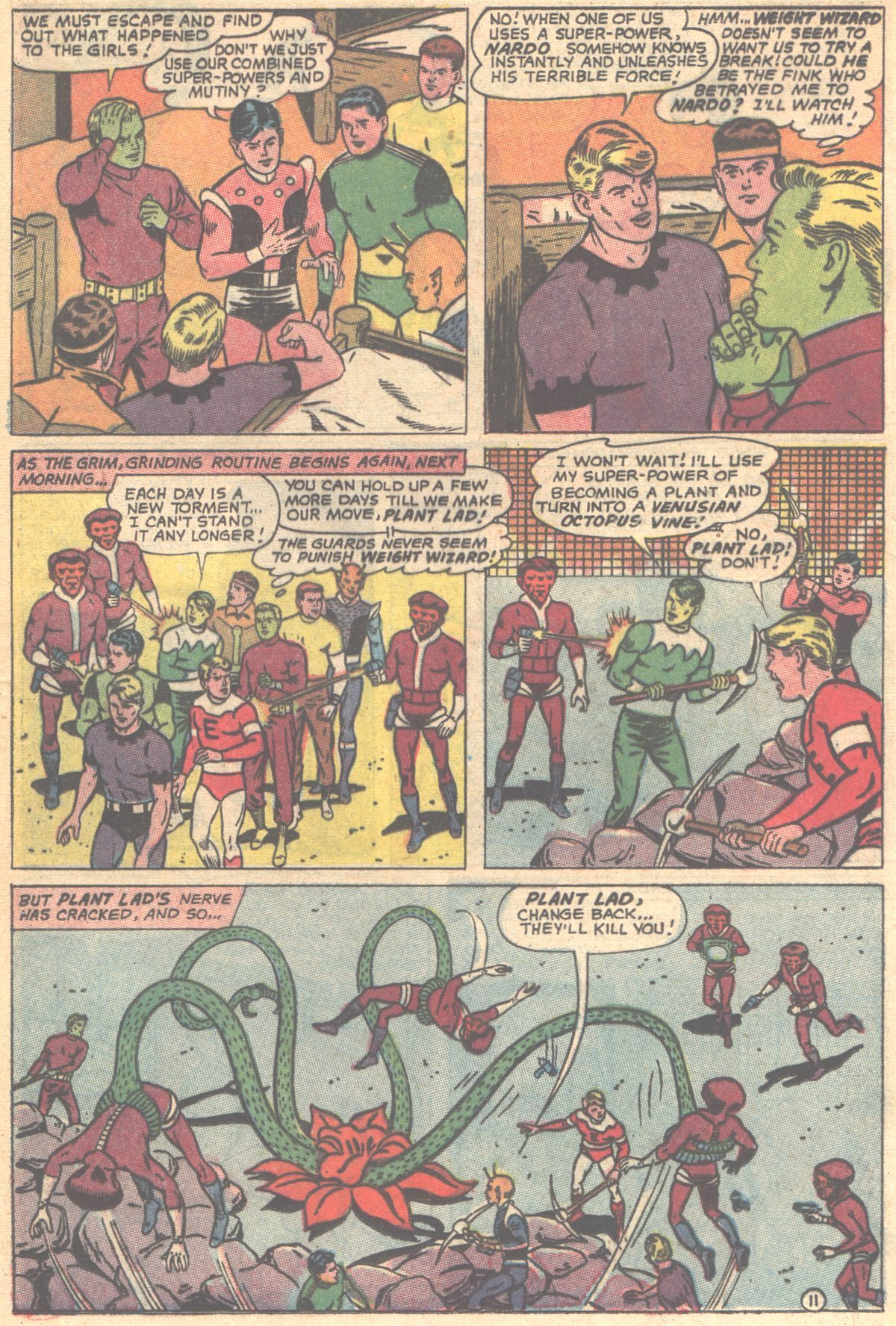 Read online Adventure Comics (1938) comic -  Issue #344 - 18