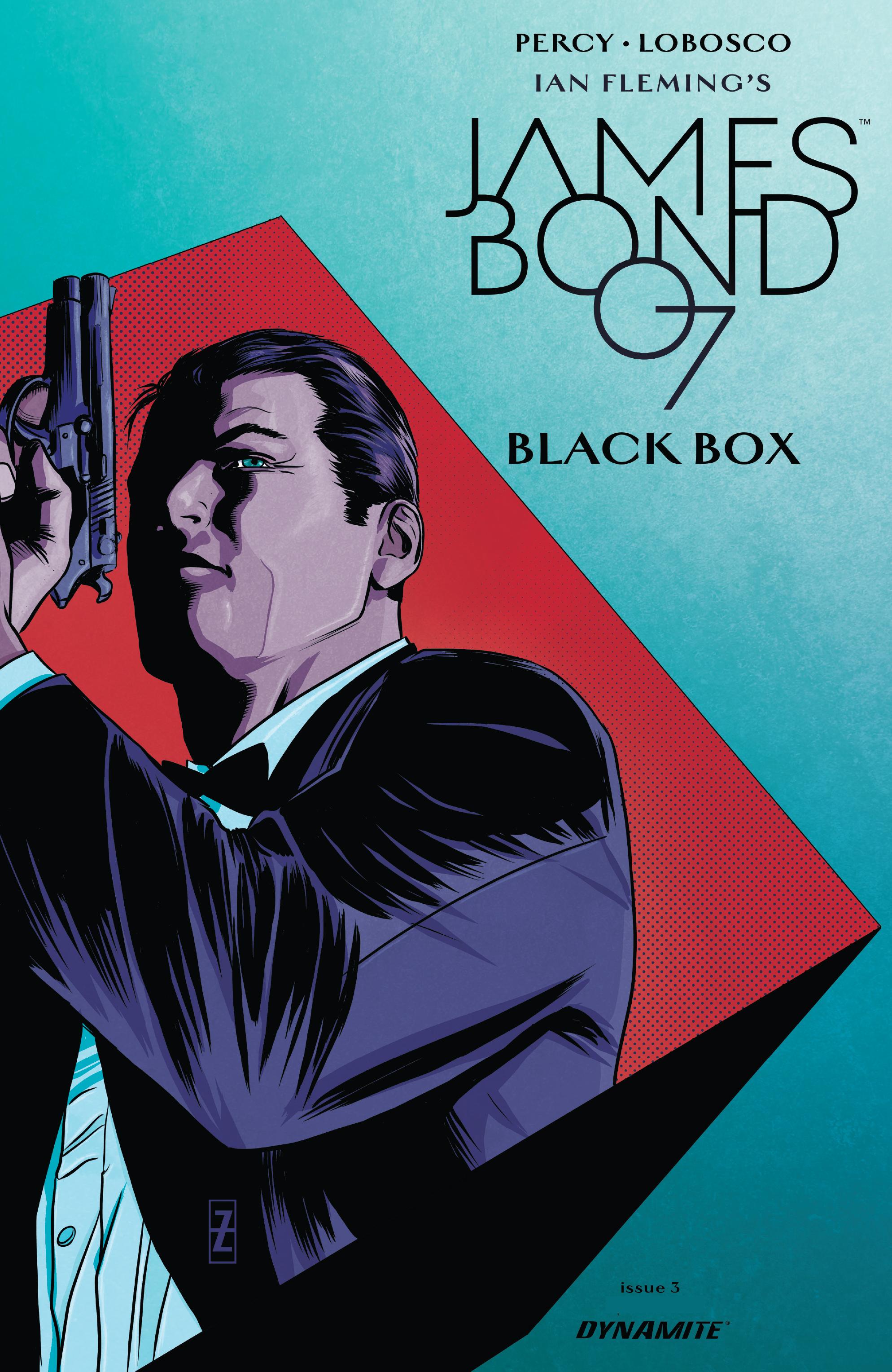 Read online James Bond (2017) comic -  Issue #3 - 29