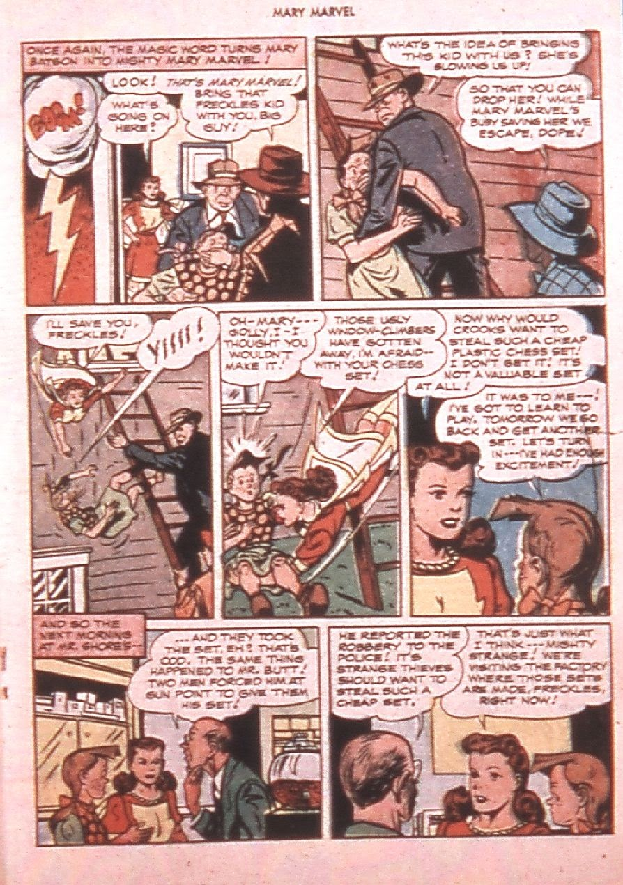 Mary Marvel issue 25 - Page 19