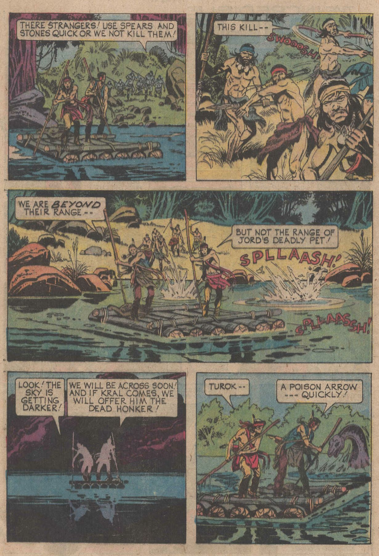Read online Turok, Son of Stone comic -  Issue #106 - 8