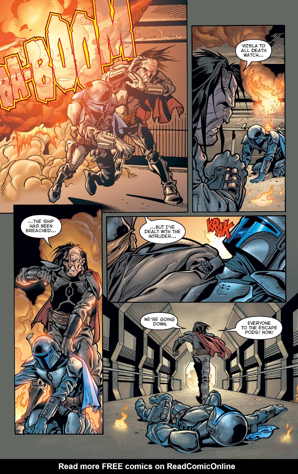 Read online Star Wars Legends Epic Collection: The Menace Revealed comic -  Issue # TPB (Part 1) - 85