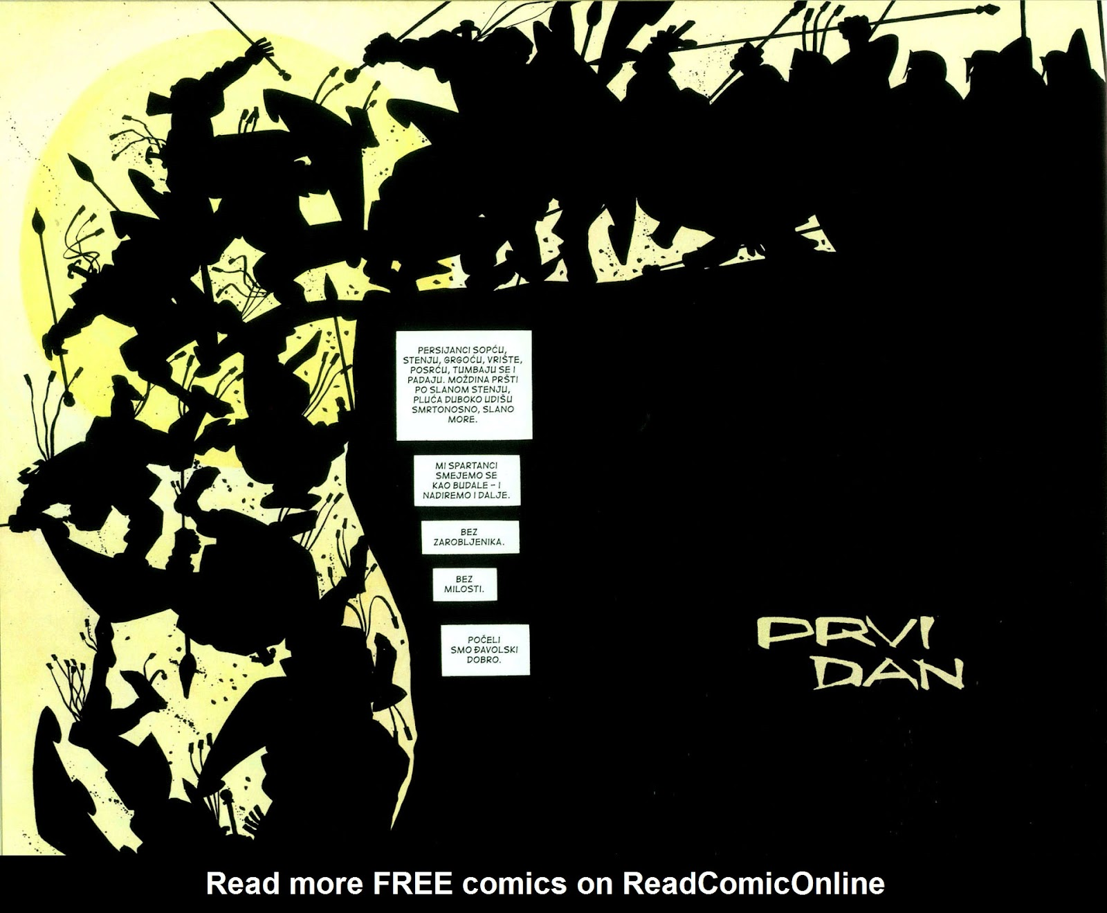 Read online 300 (2007) comic -  Issue # TPB - 51