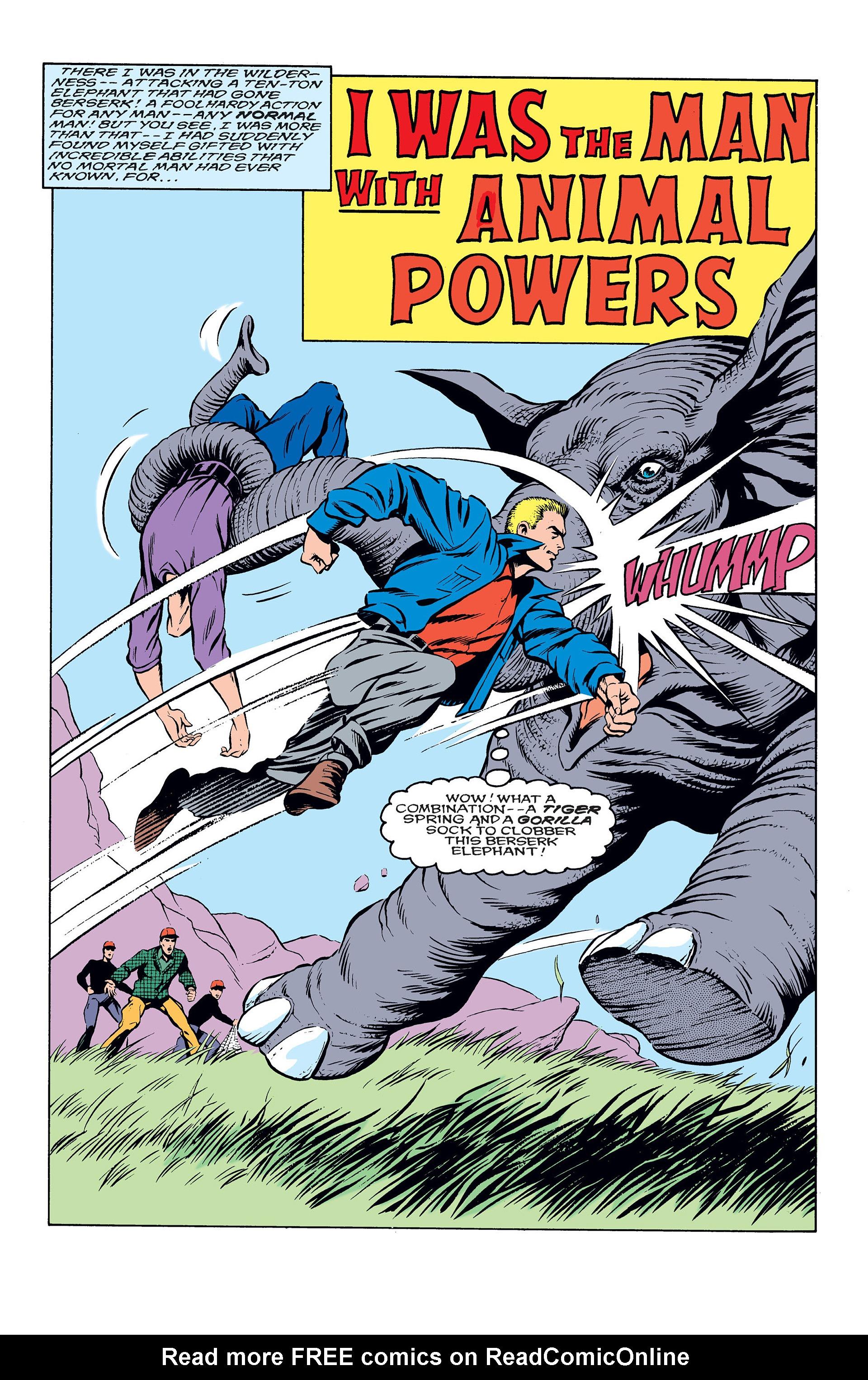 Read online Animal Man (1988) comic -  Issue #10 - 9