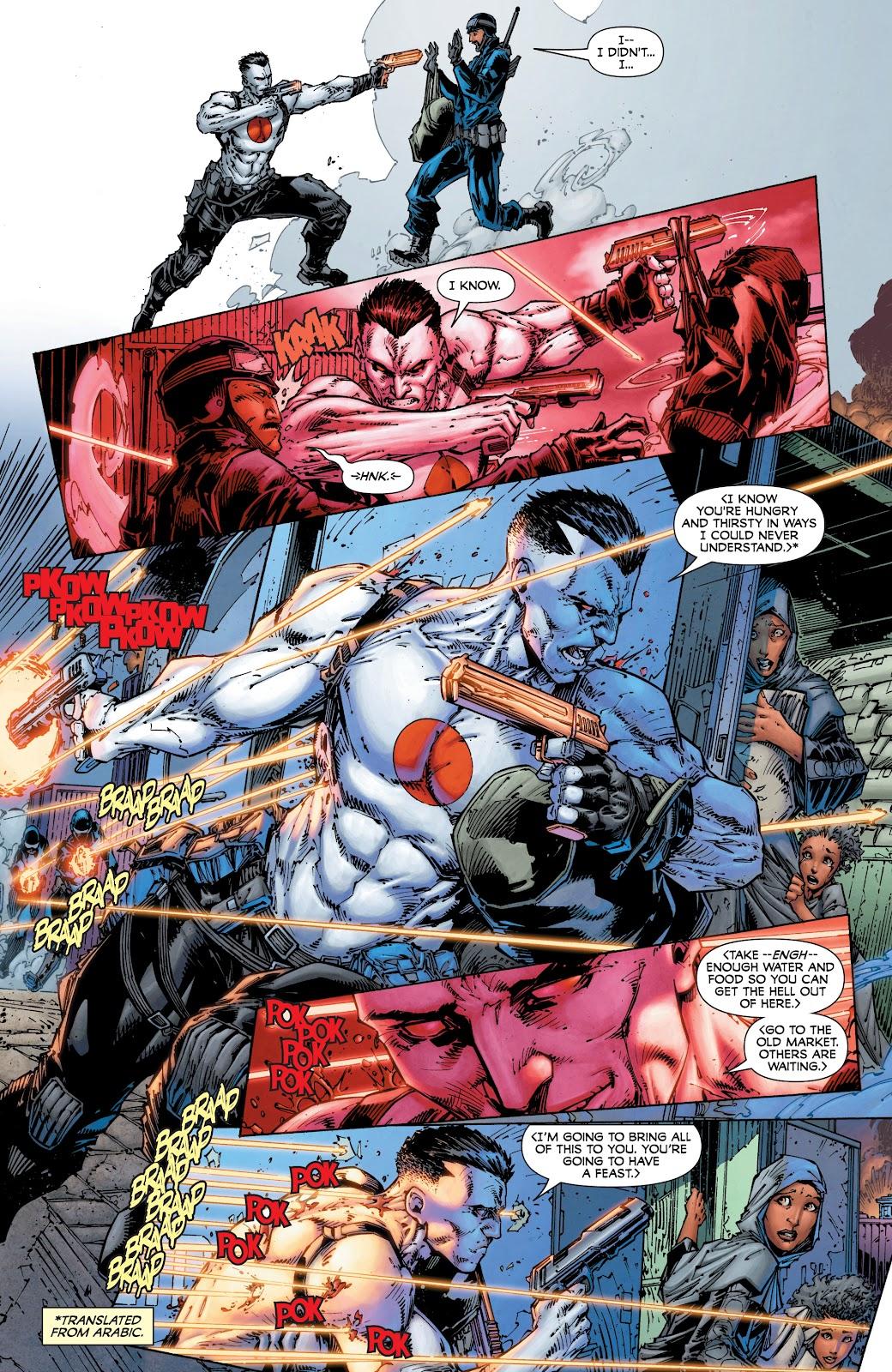 Read online Bloodshot (2019) comic -  Issue #1 - 8