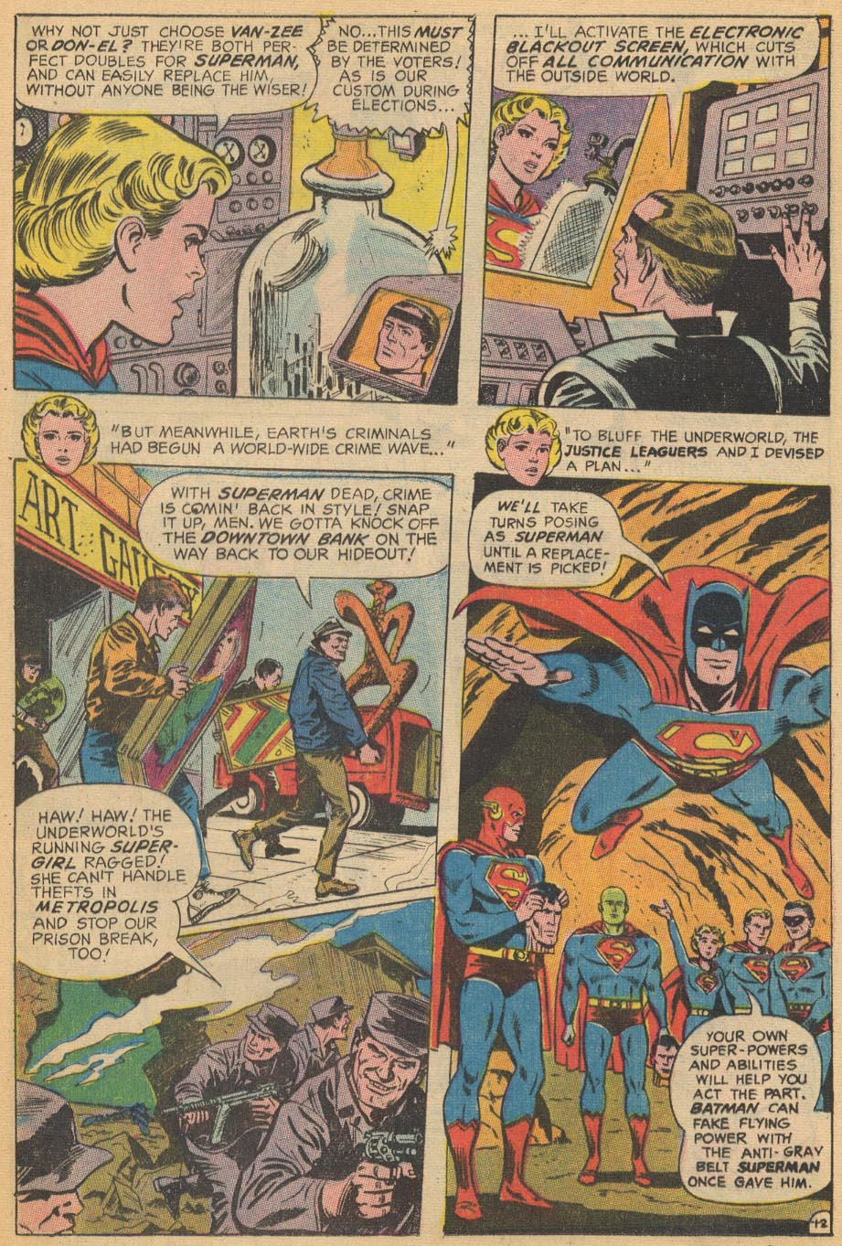 Read online Action Comics (1938) comic -  Issue #366 - 16