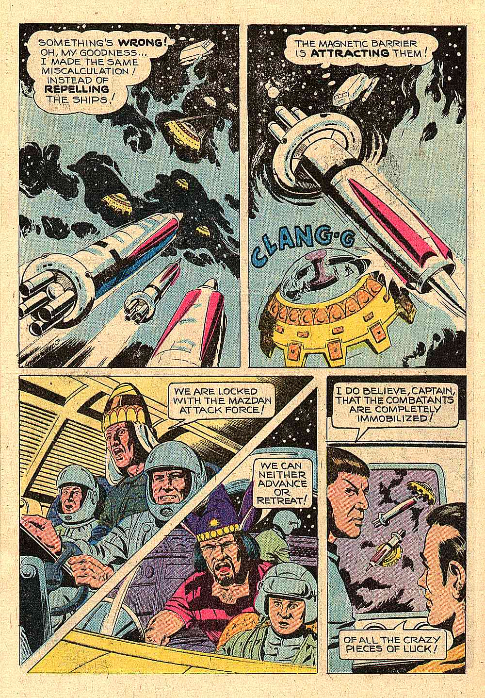 Star Trek (1967) issue 51 - Page 20