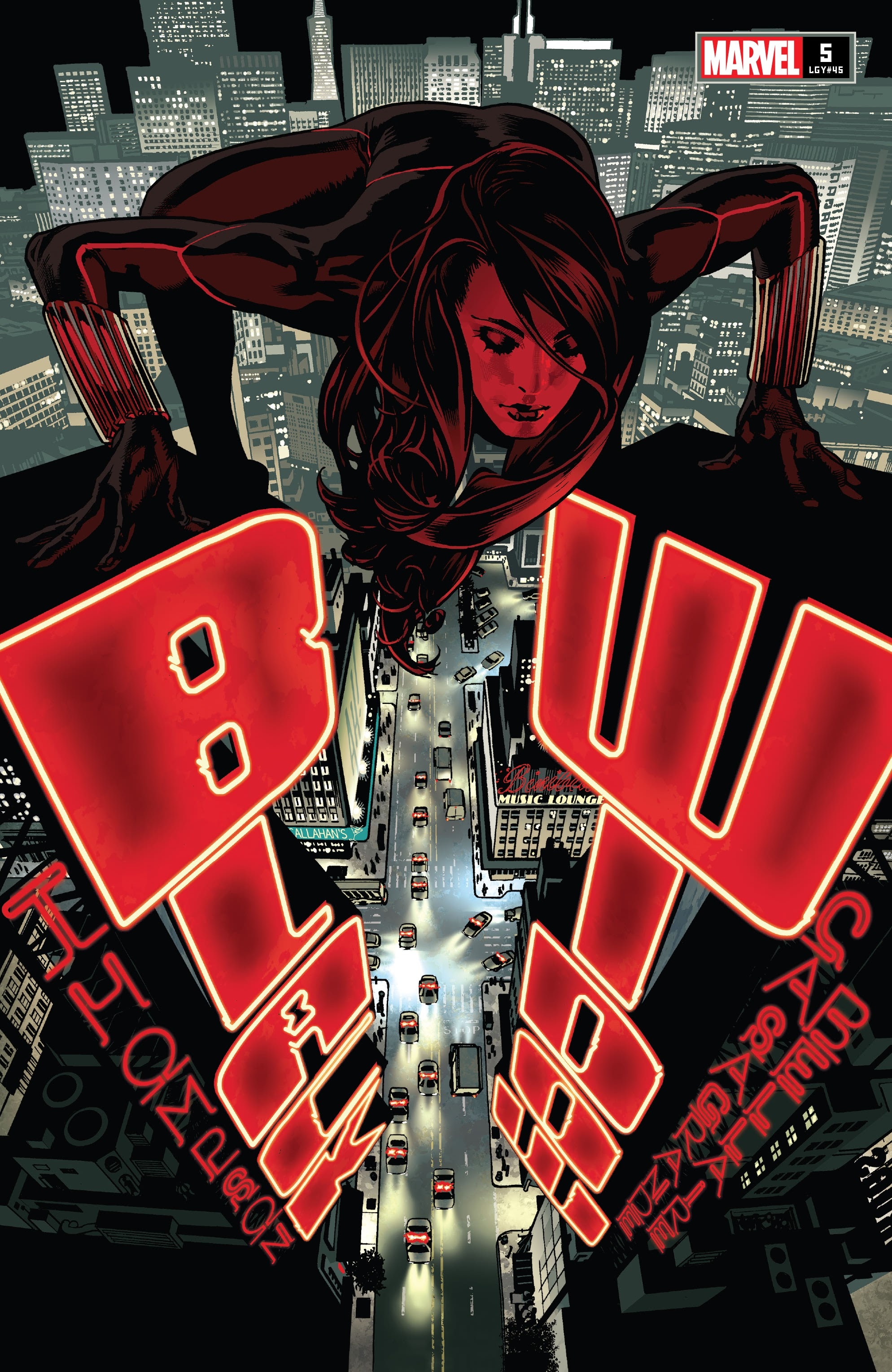 Black Widow (2020) 5 Page 1