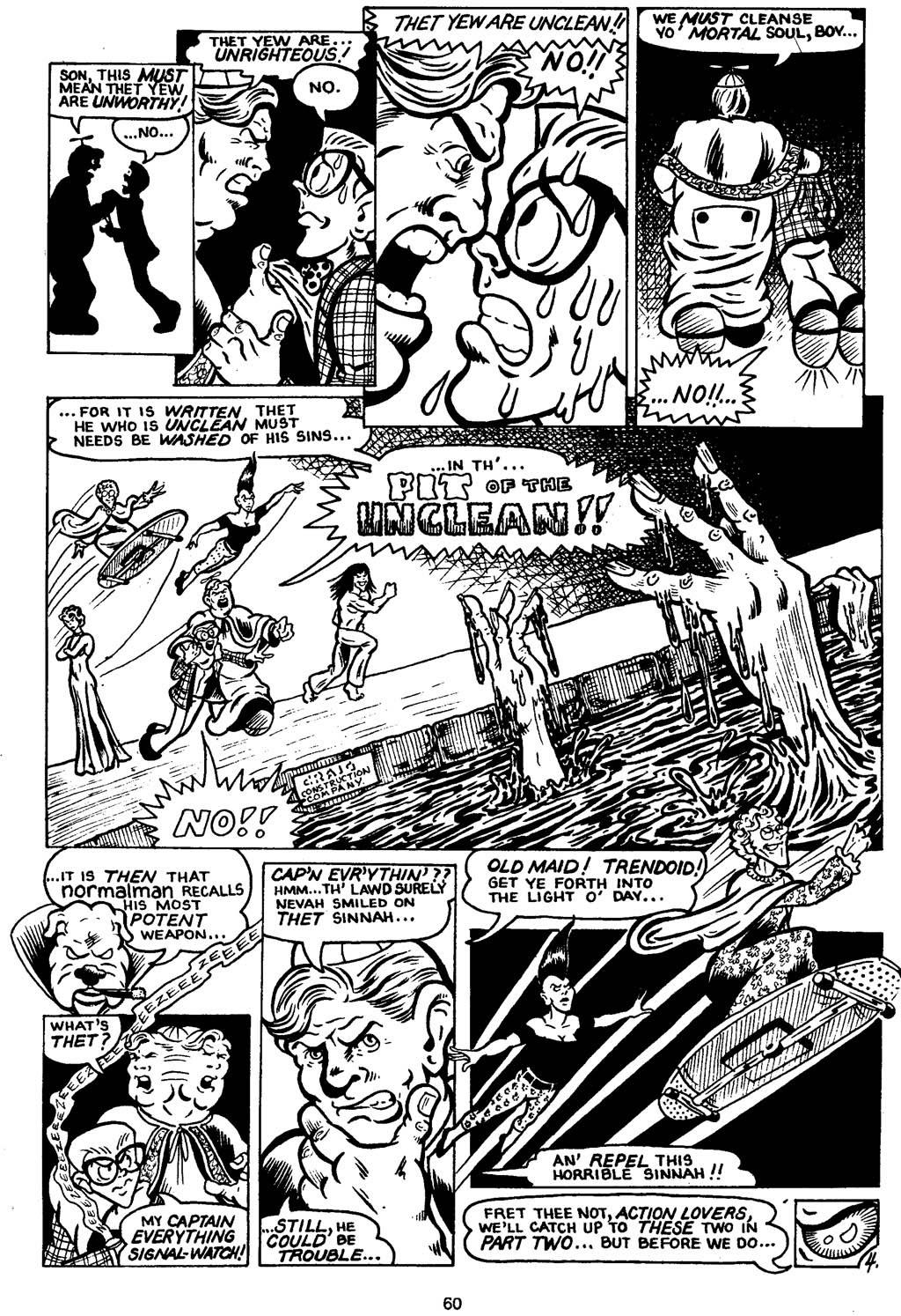 Read online Normalman - The Novel comic -  Issue # TPB (Part 1) - 64