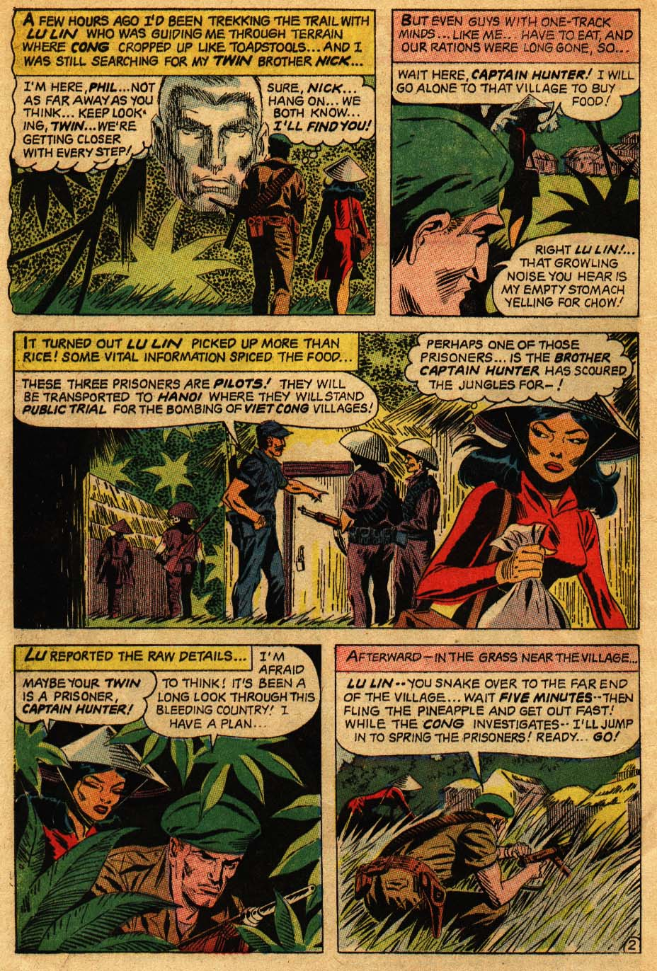Our Fighting Forces (1954) issue 106 - Page 4