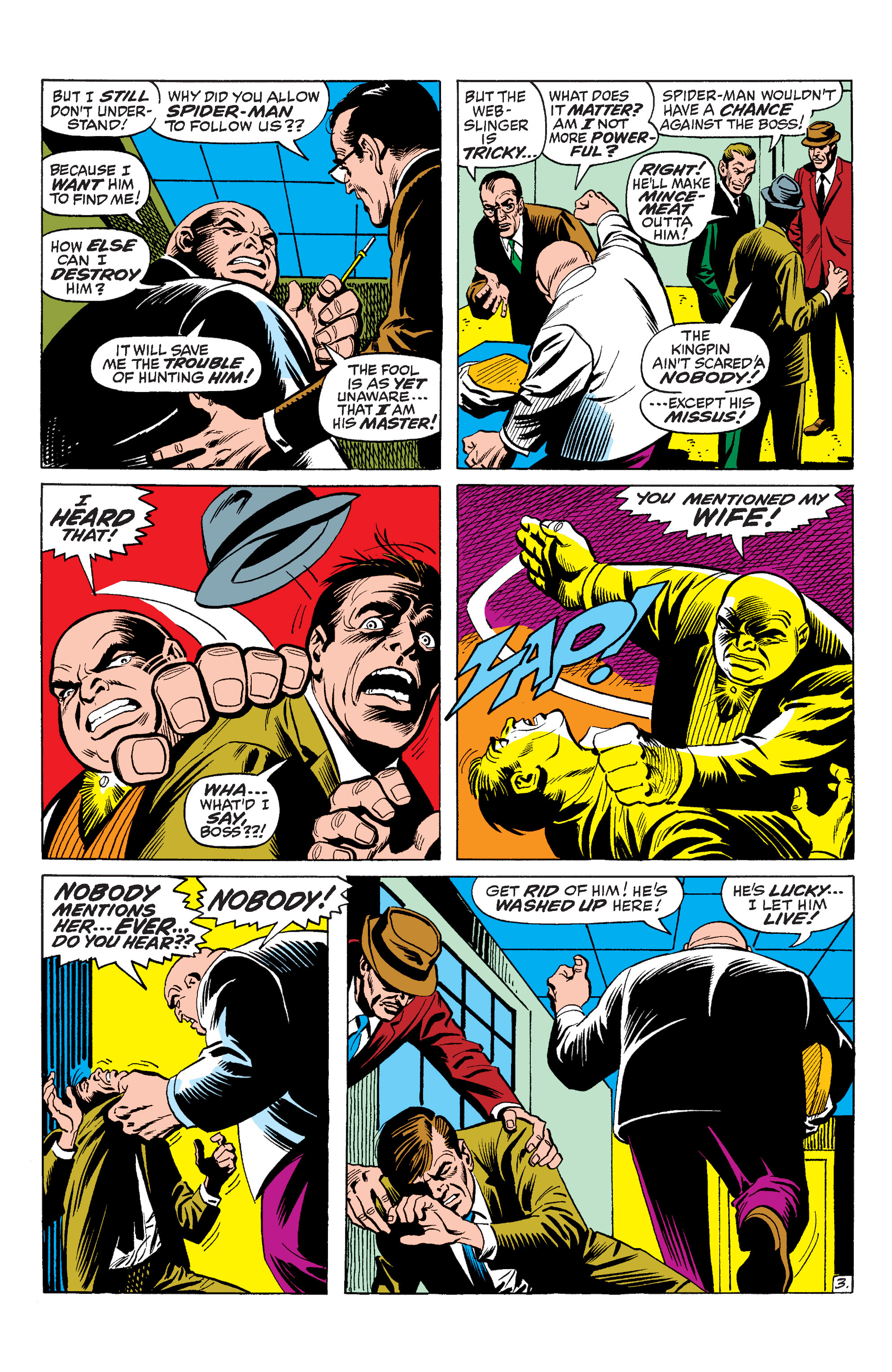The Amazing Spider-Man (1963) 69 Page 3