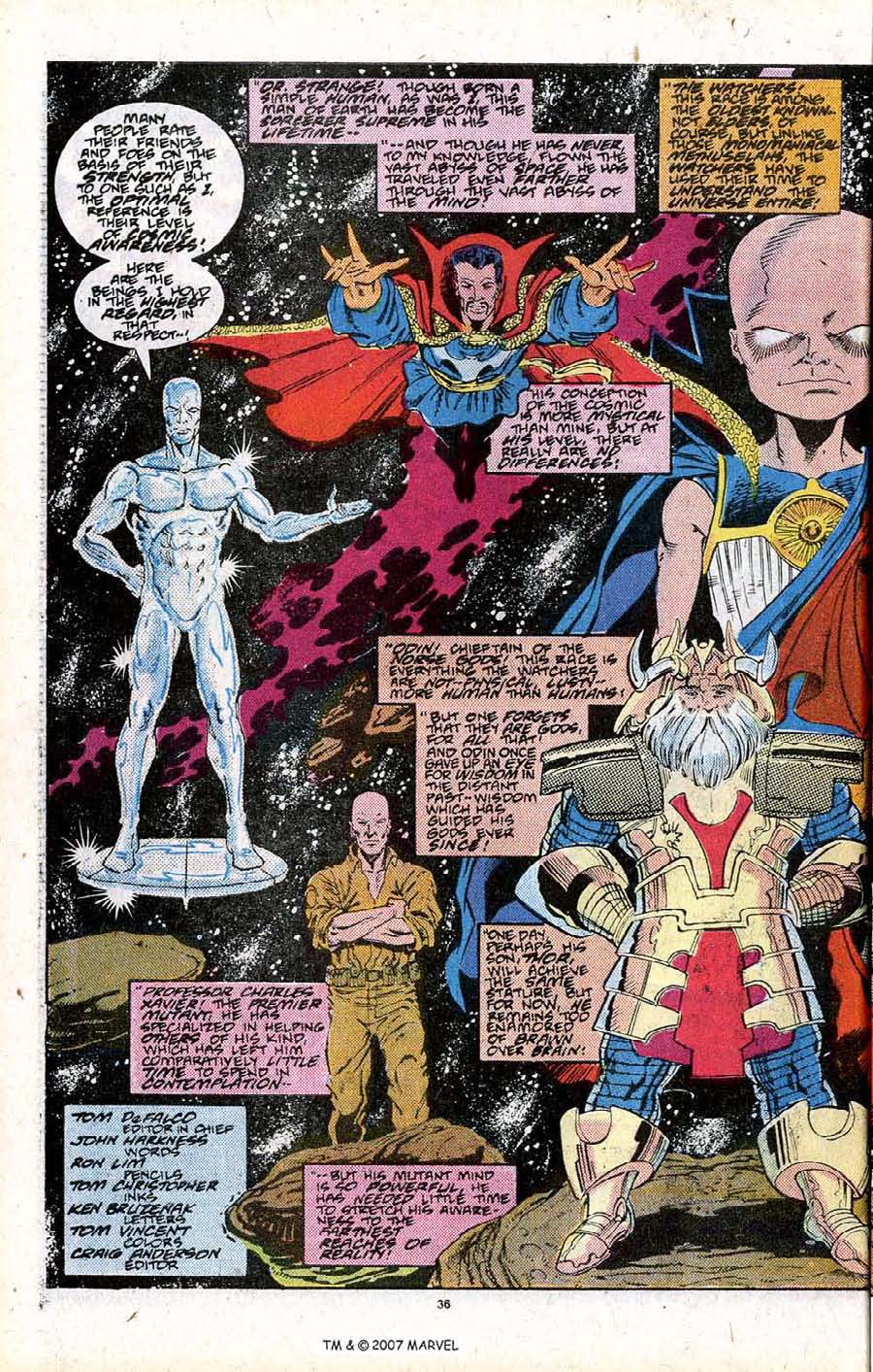 Read online Silver Surfer (1987) comic -  Issue # _Annual 2 - 38