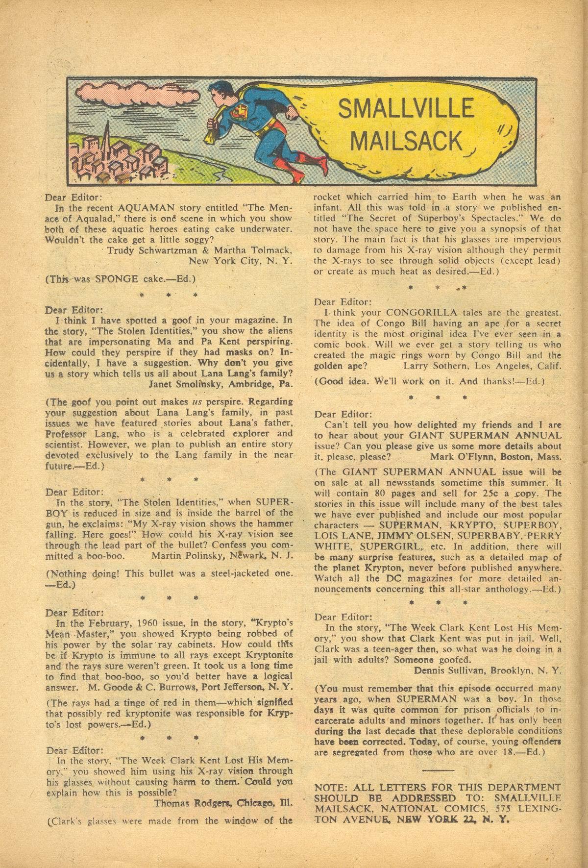 Read online Adventure Comics (1938) comic -  Issue #273 - 26