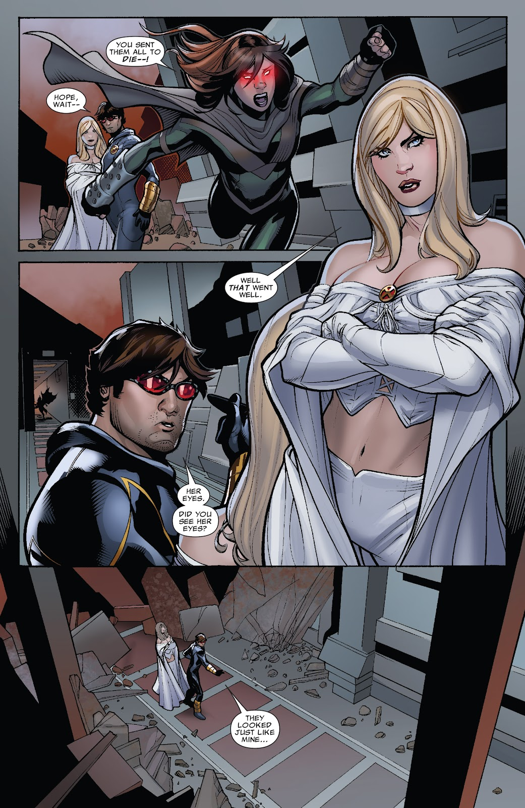 Read online X-Men: Second Coming comic -  Issue # _TPB (Part 3) - 33