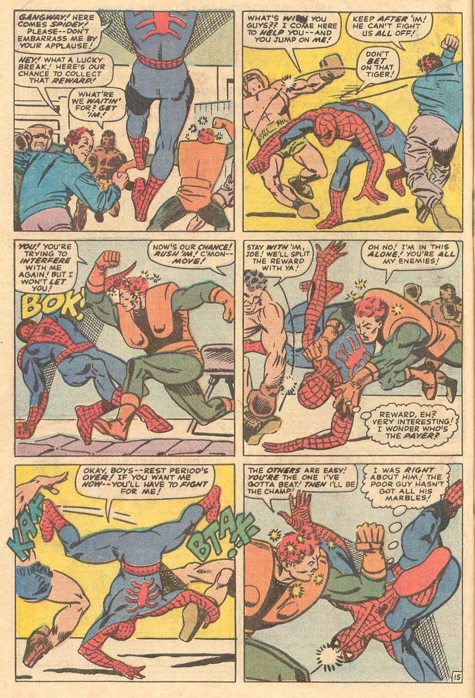The Amazing Spider-Man (1963) _Annual_7 Page 45