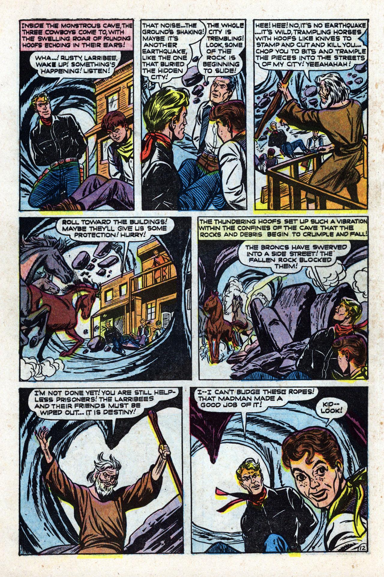 Read online Two-Gun Kid comic -  Issue #10 - 14