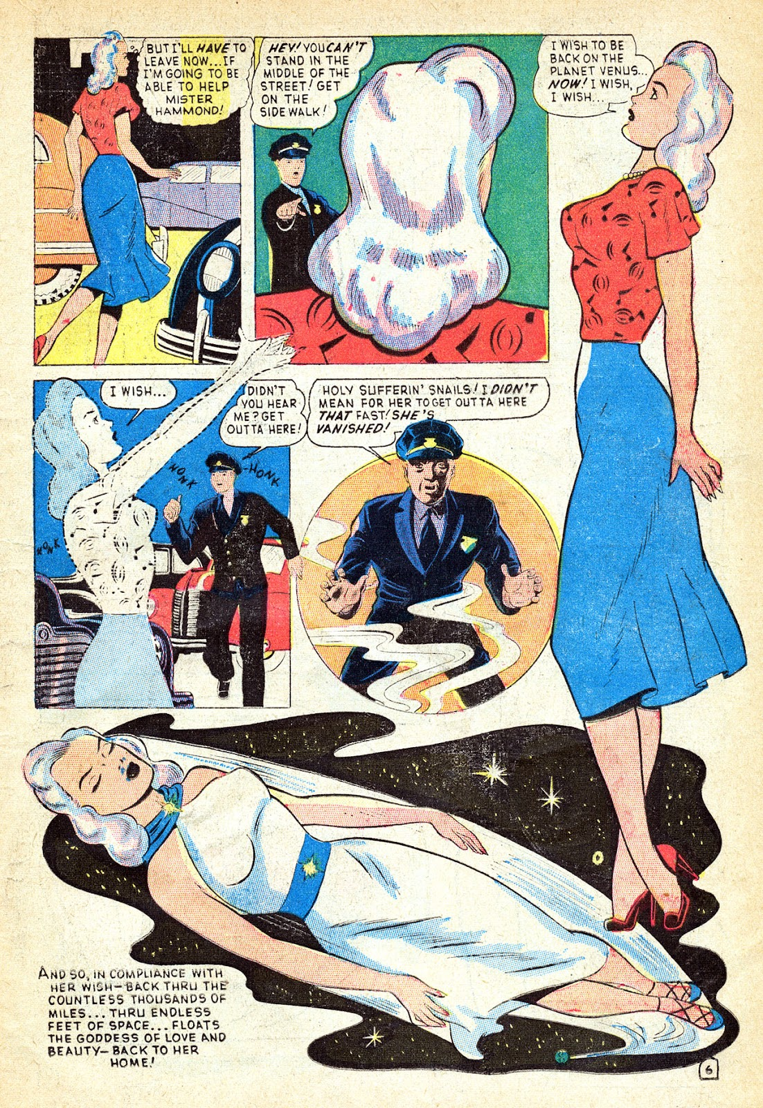 Venus (1948) issue 1 - Page 19