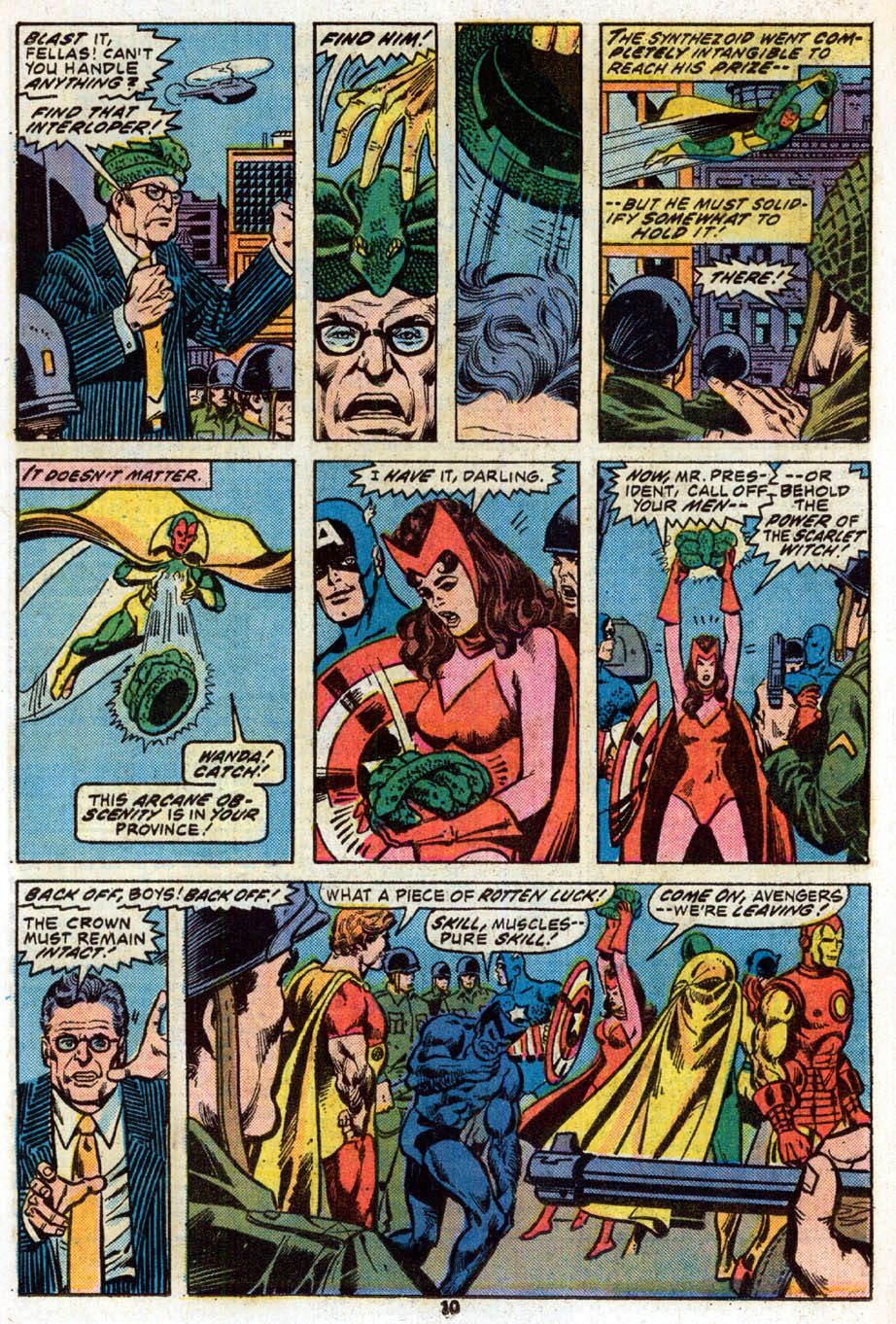 The Avengers (1963) 147 Page 6
