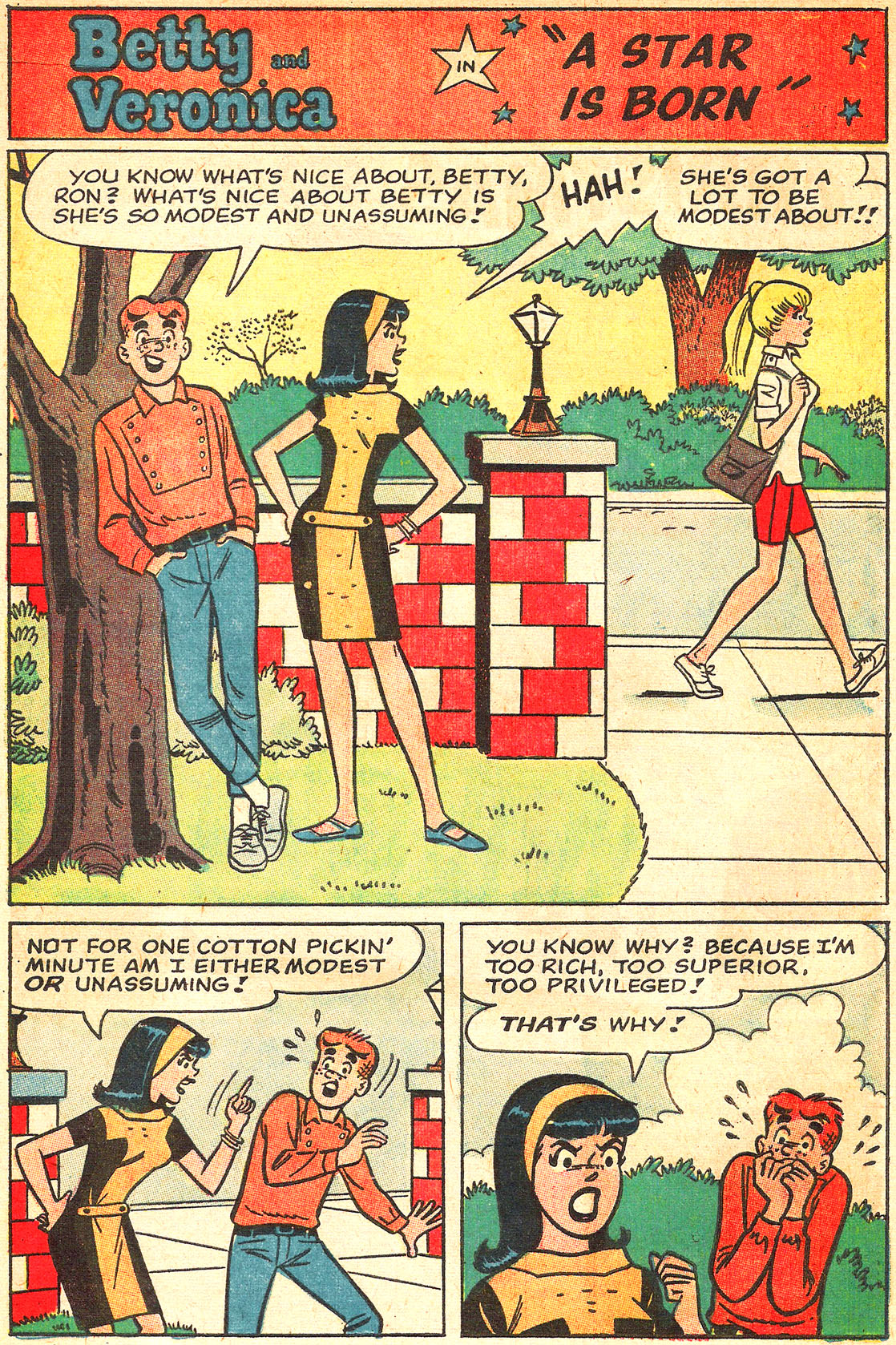 Read online Archie's Girls Betty and Veronica comic -  Issue #133 - 20