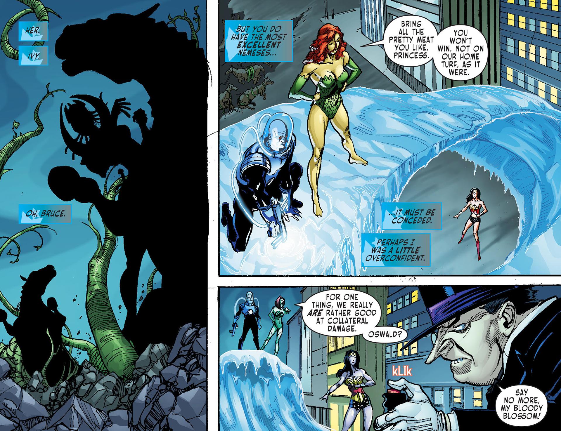 Read online Sensation Comics Featuring Wonder Woman comic -  Issue #2 - 3