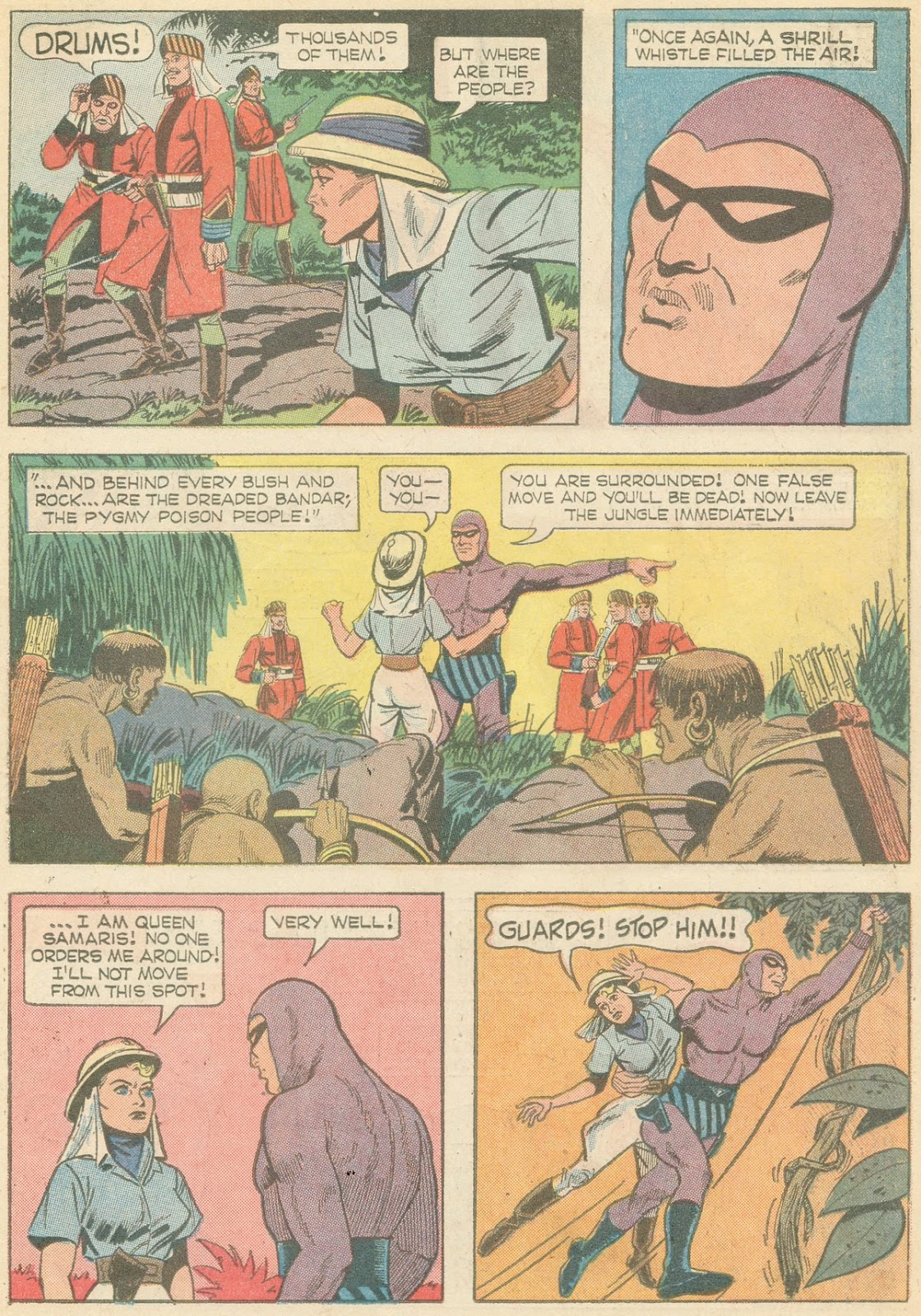 The Phantom (1962) issue 17 - Page 11