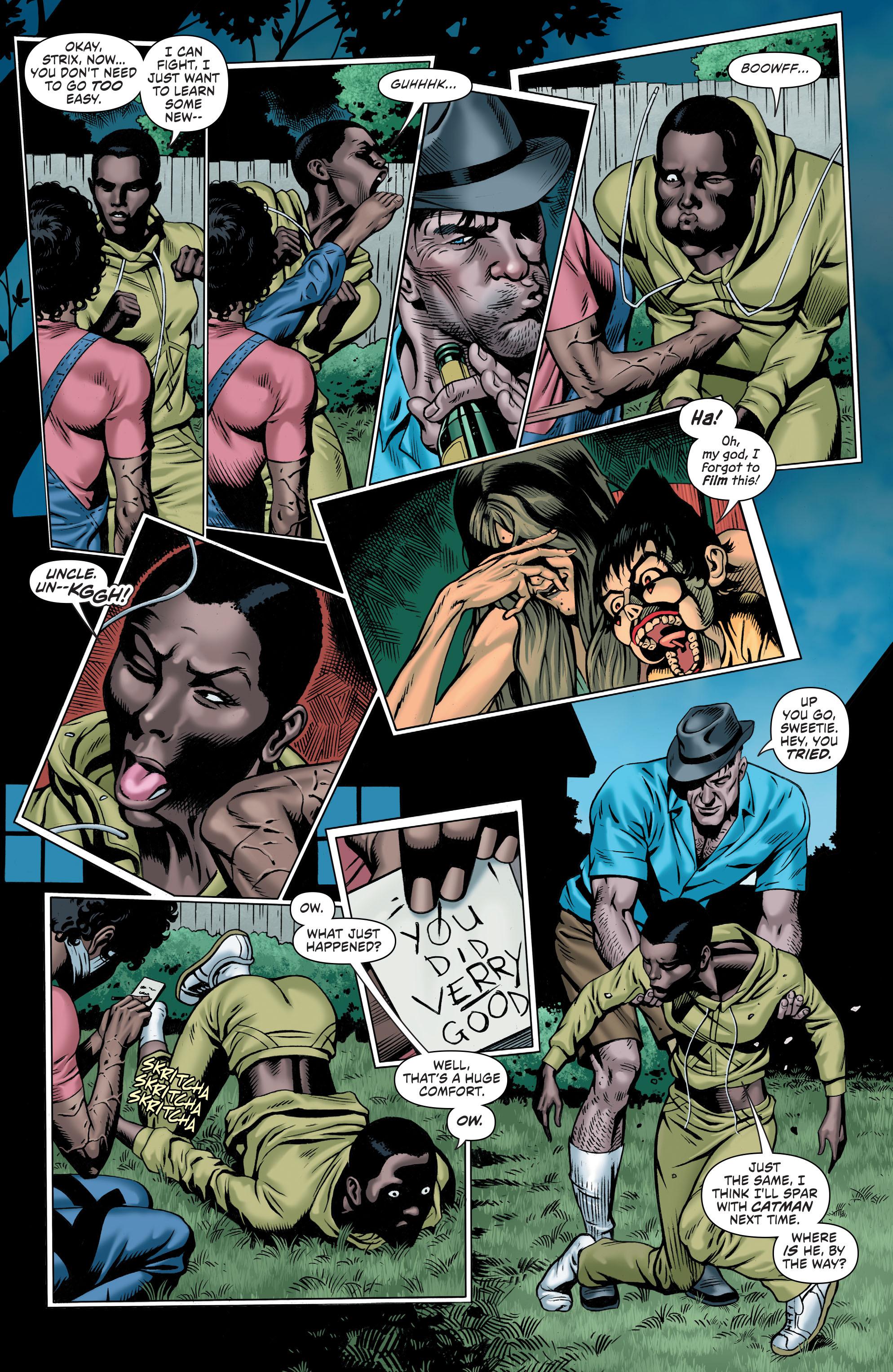 Read online Secret Six (2015) comic -  Issue #11 - 4