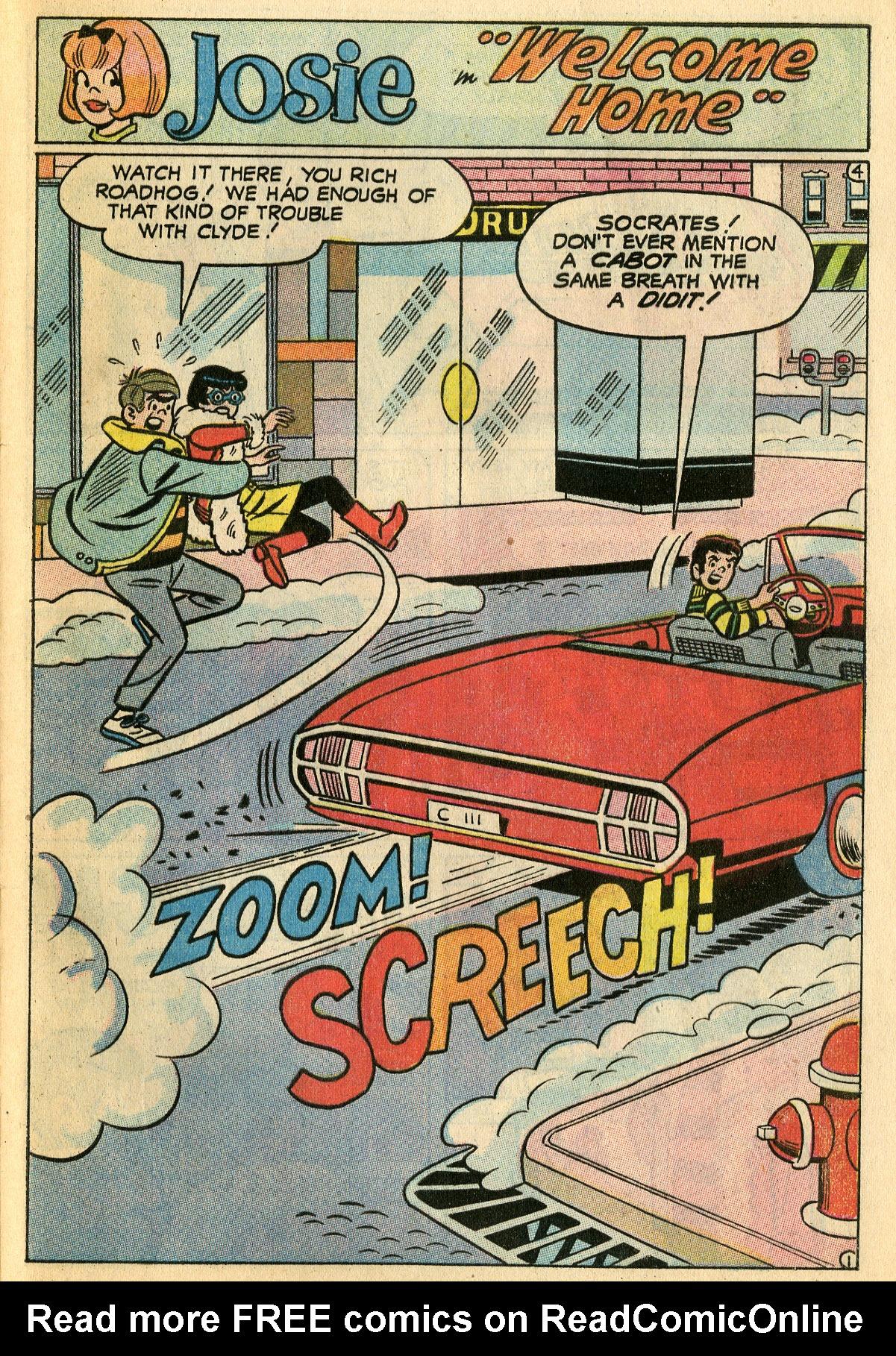 Read online She's Josie comic -  Issue #39 - 29